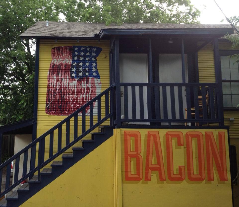 Bacon the restaurant