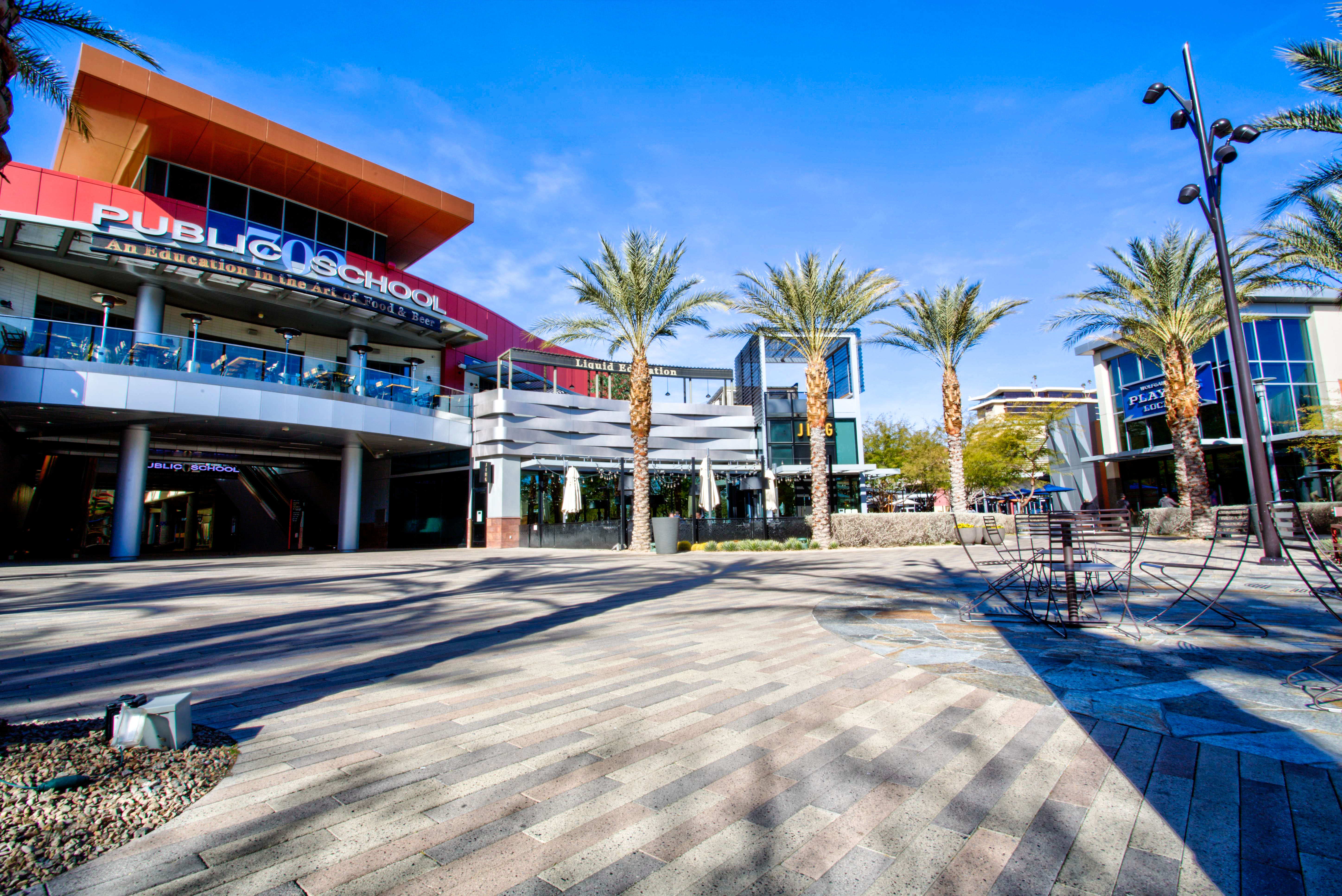 The Dining Arroyo at Downtown Summerlin