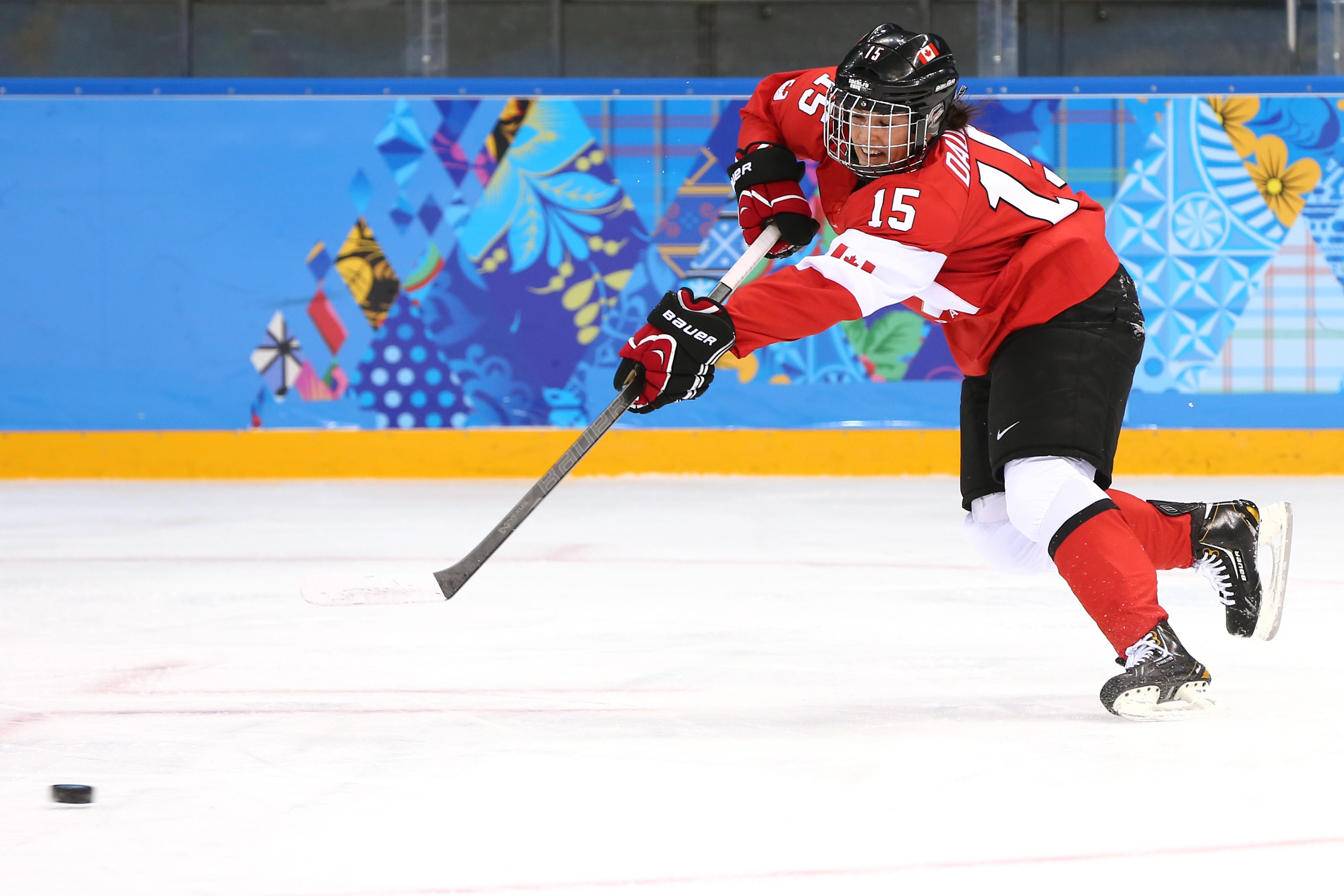 Ice Hockey - Winter Olympics Day 3 - Finland v Canada