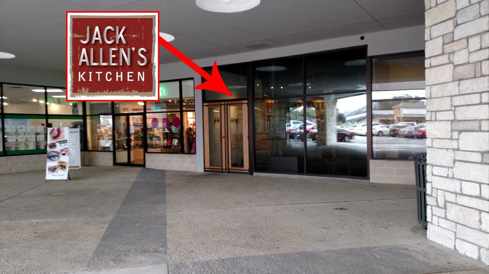 Jack Allen's Kitchen comes to West Anderson Lane