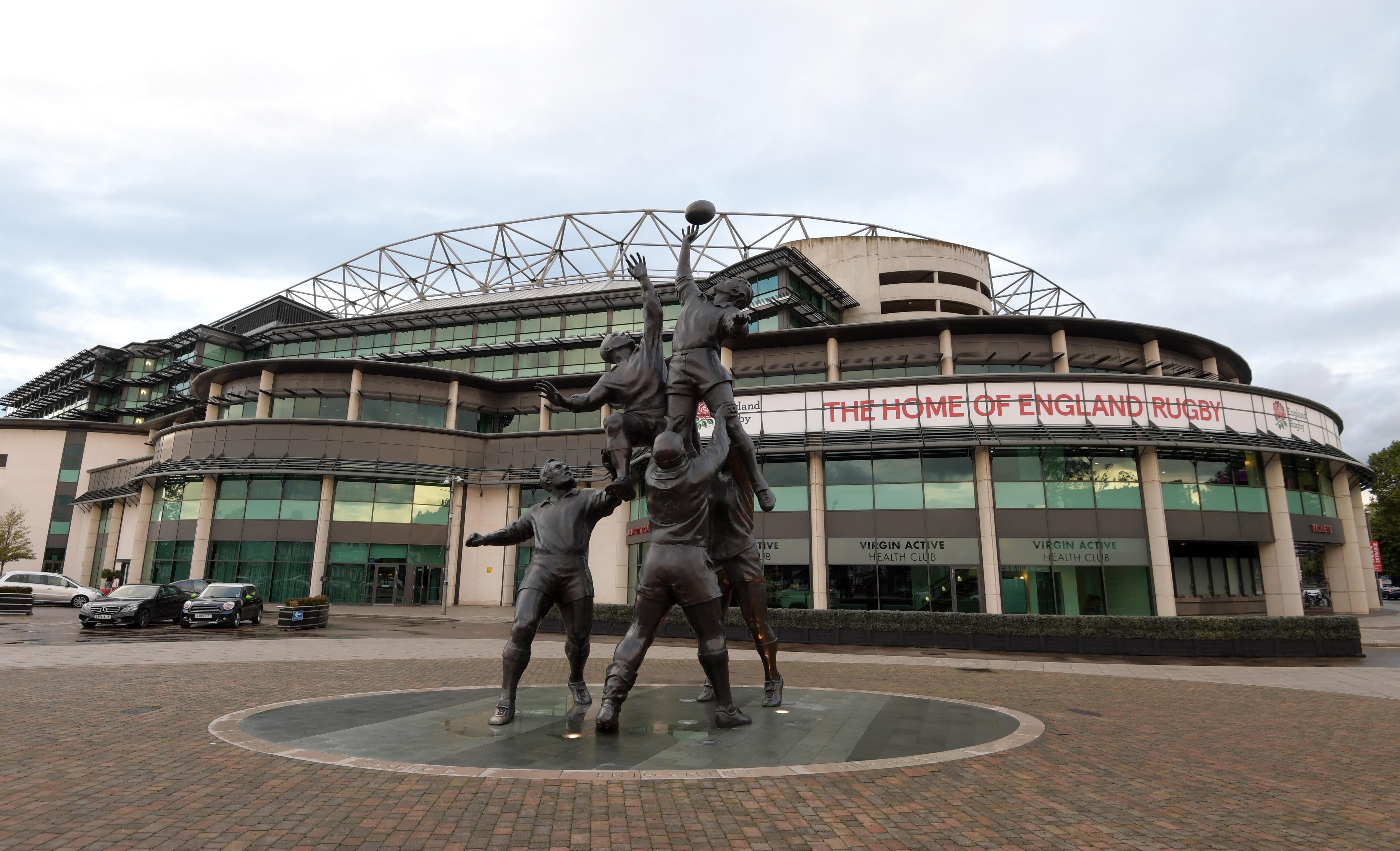 NFL: International Series-Twickenham Stadium Views