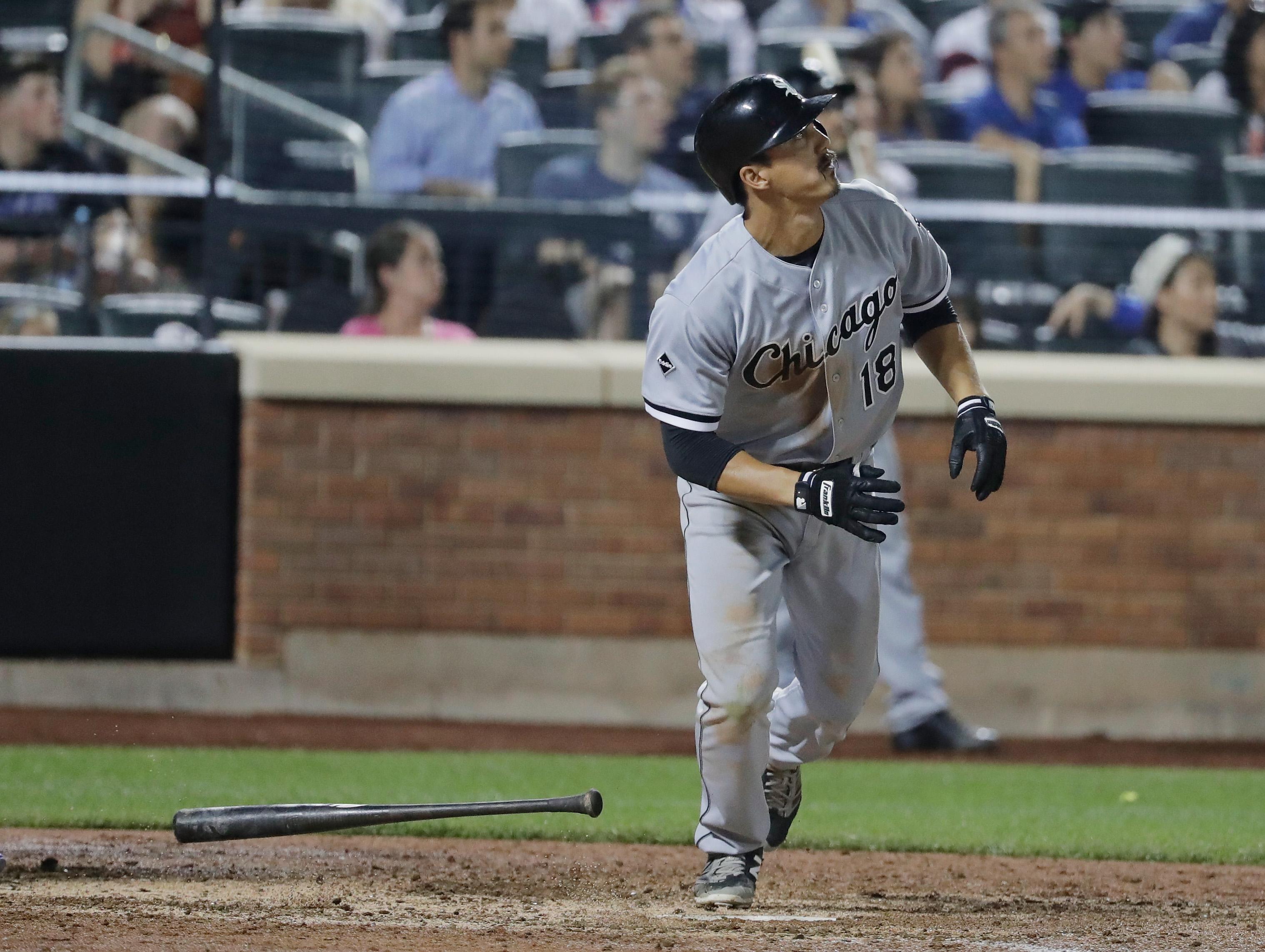 Chicago White Sox v New York Mets
