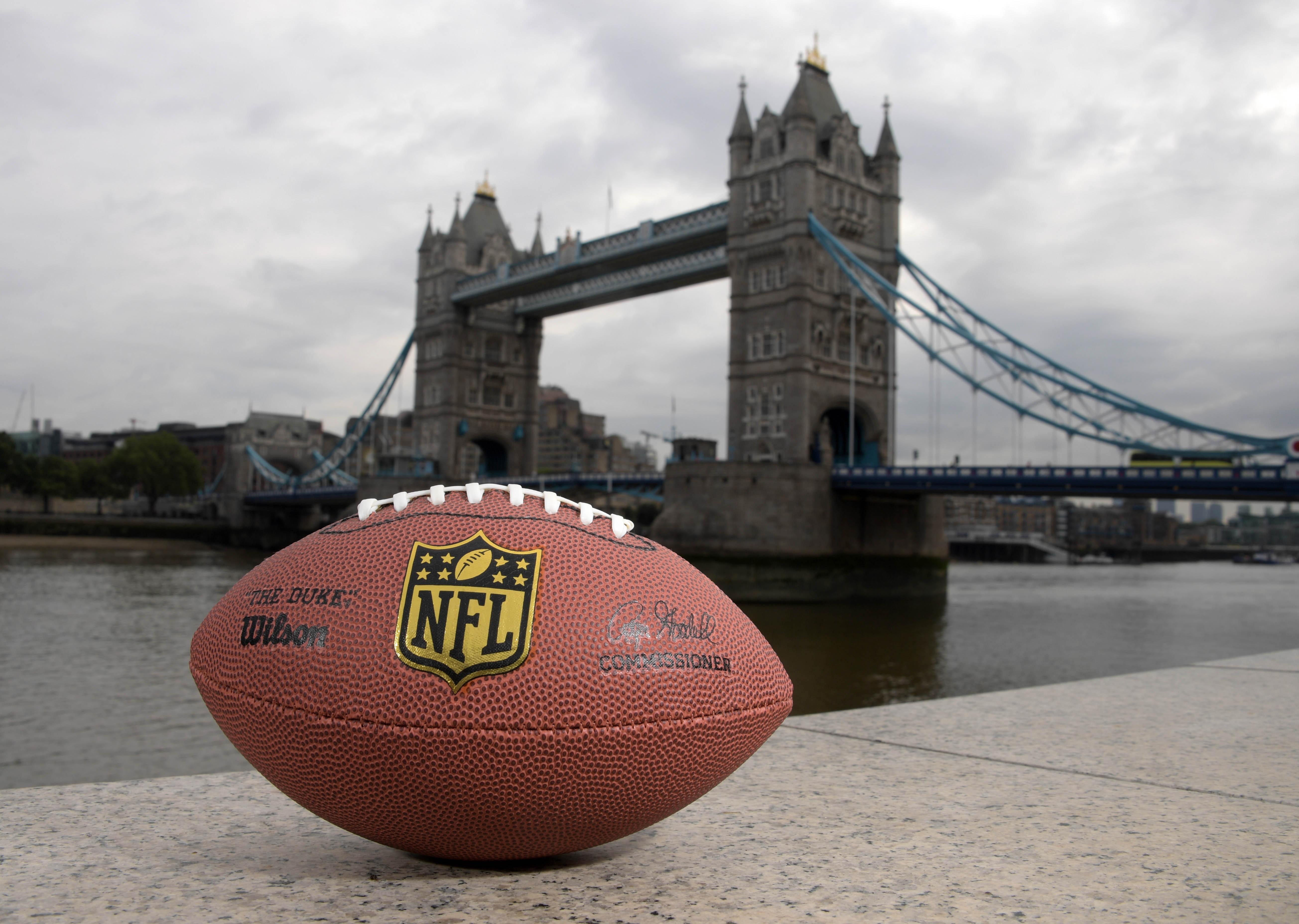NFL: London Views