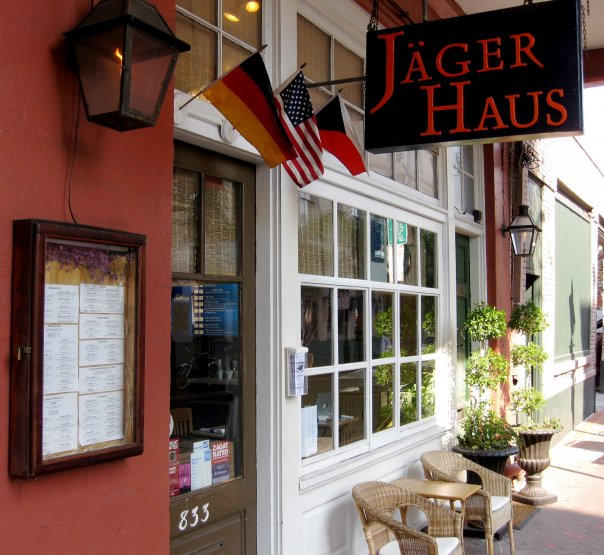New Sushi Spot For Marigny; Jägerhaus Plans a New Rooftop Biegarten in Quarter