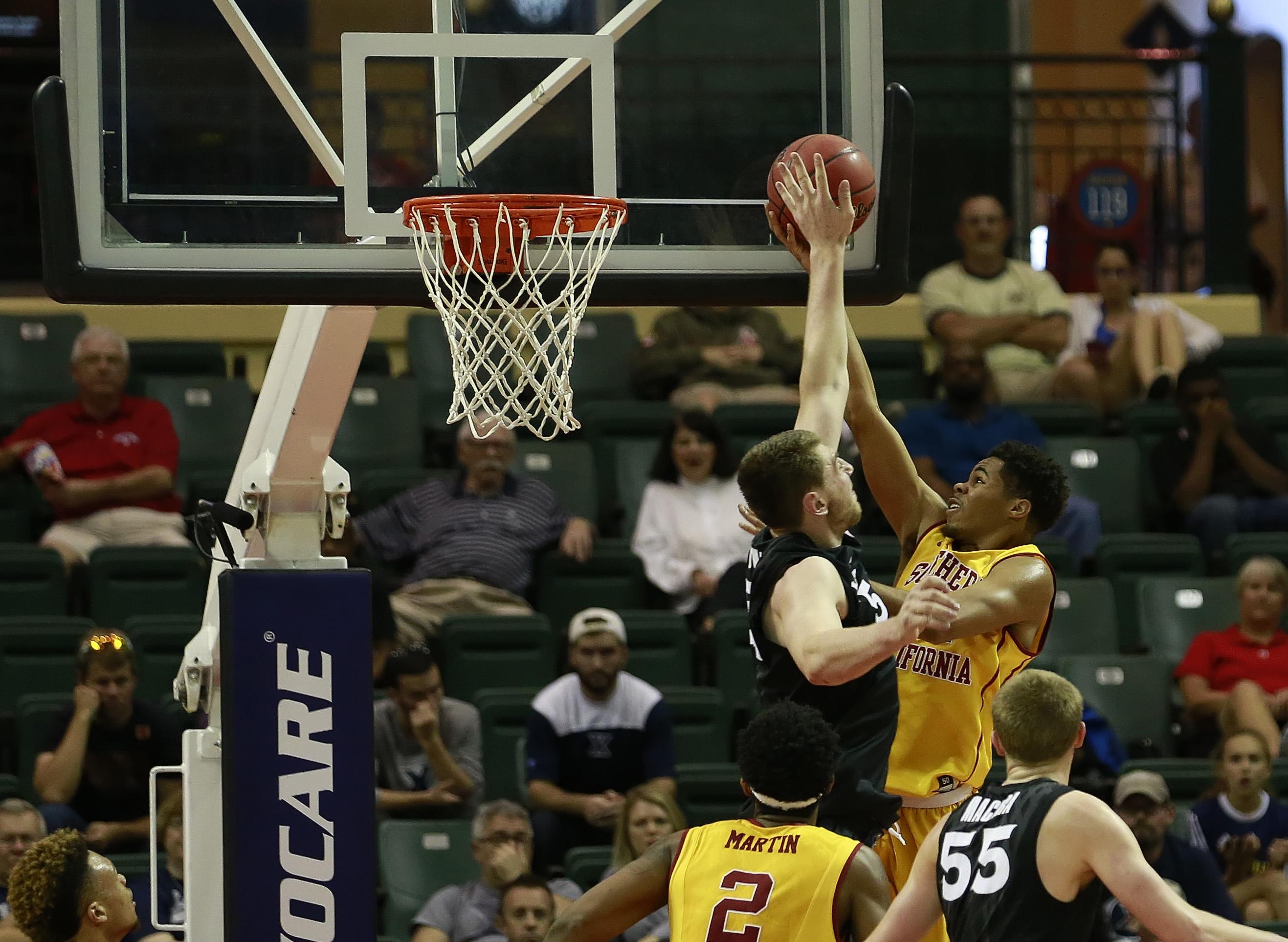 NCAA Basketball: Advocare International- Southern California vs Xavier