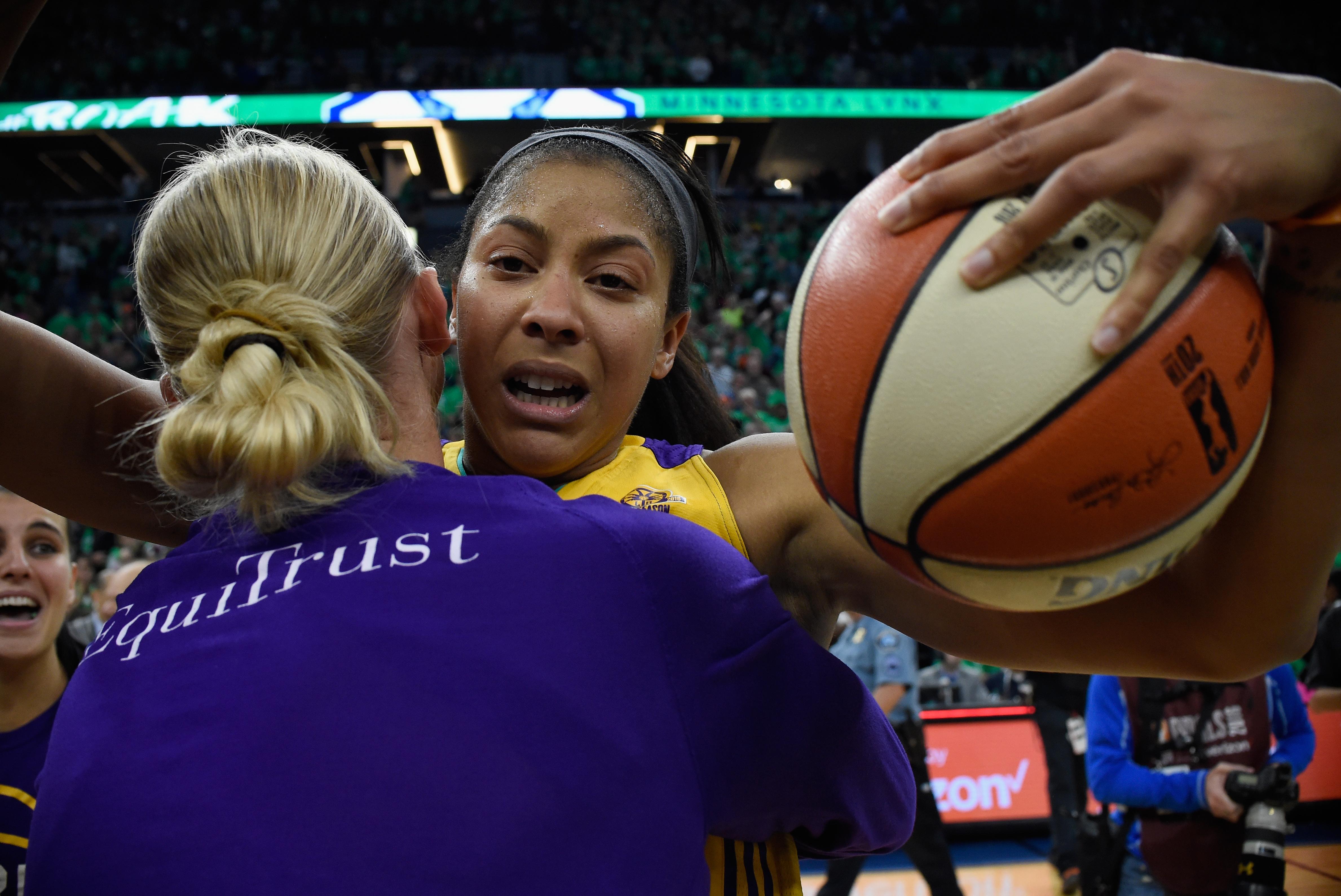 2016 WNBA Finals - Game Five