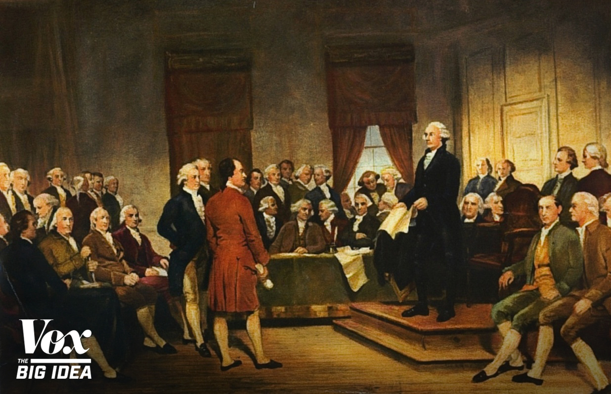 America's founders screwed up when they designed the presidency. Donald Trump is exhibit A.