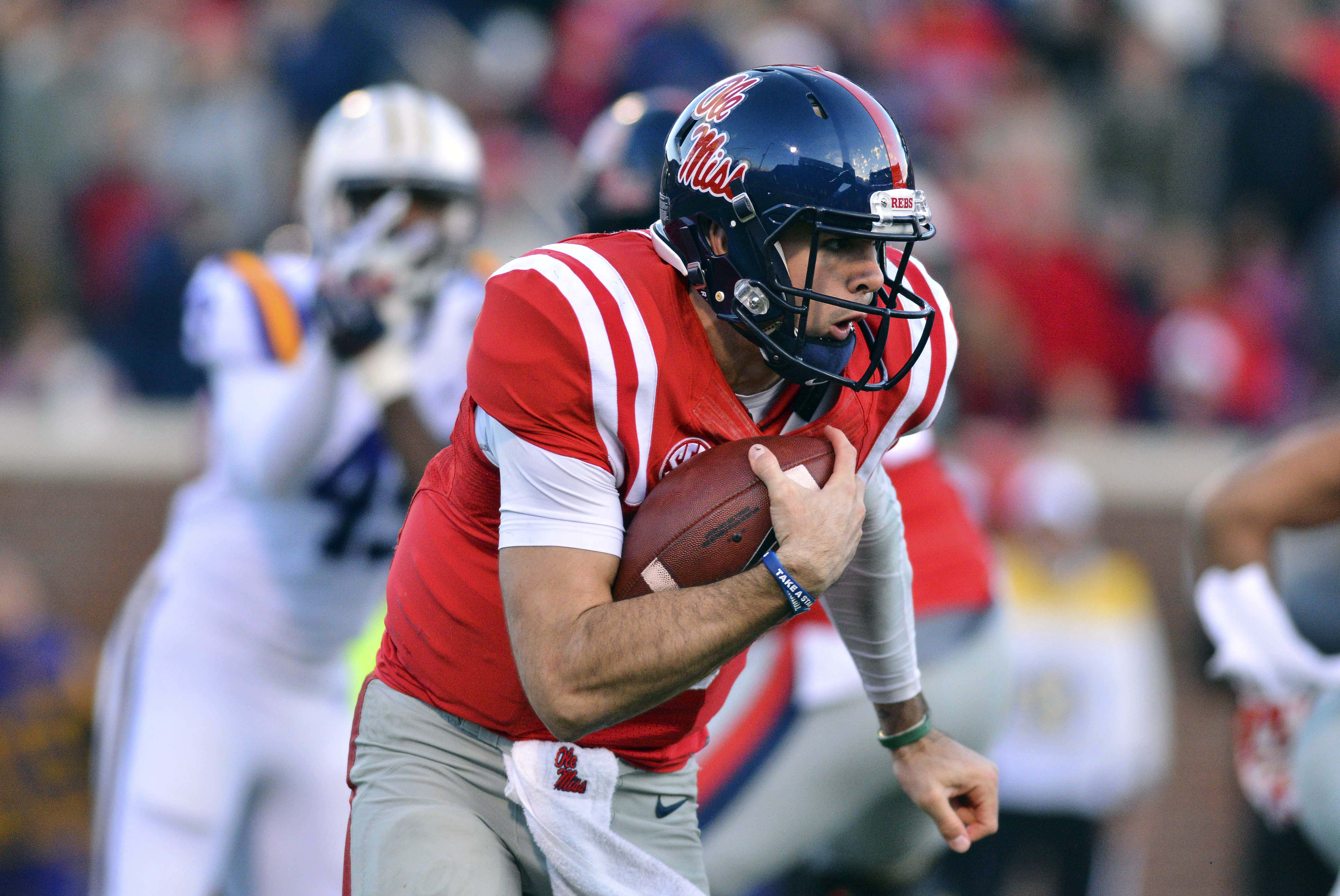 Week 8 college football picks: Let's shake up the SEC West race