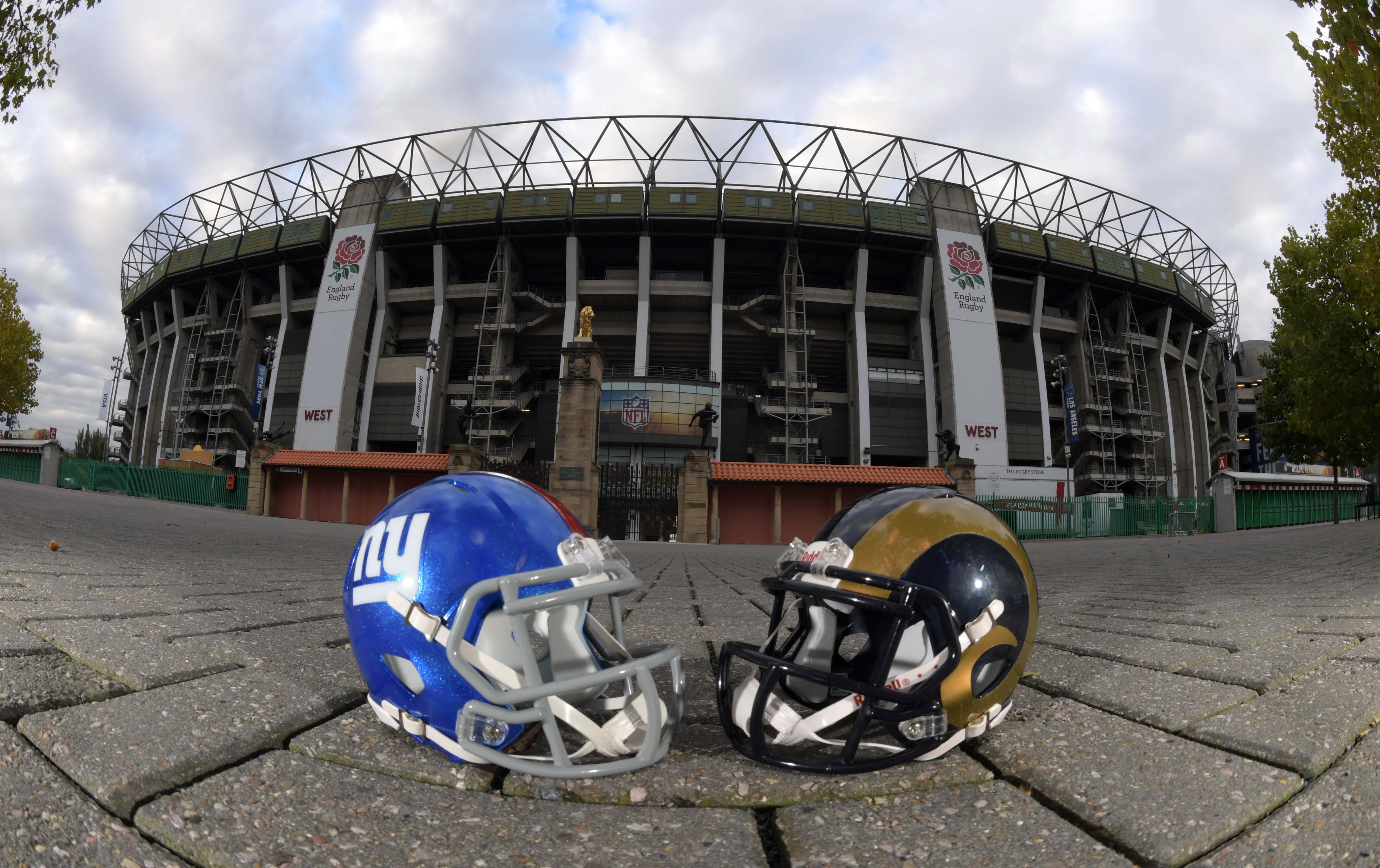 NFL: International Series-London Views