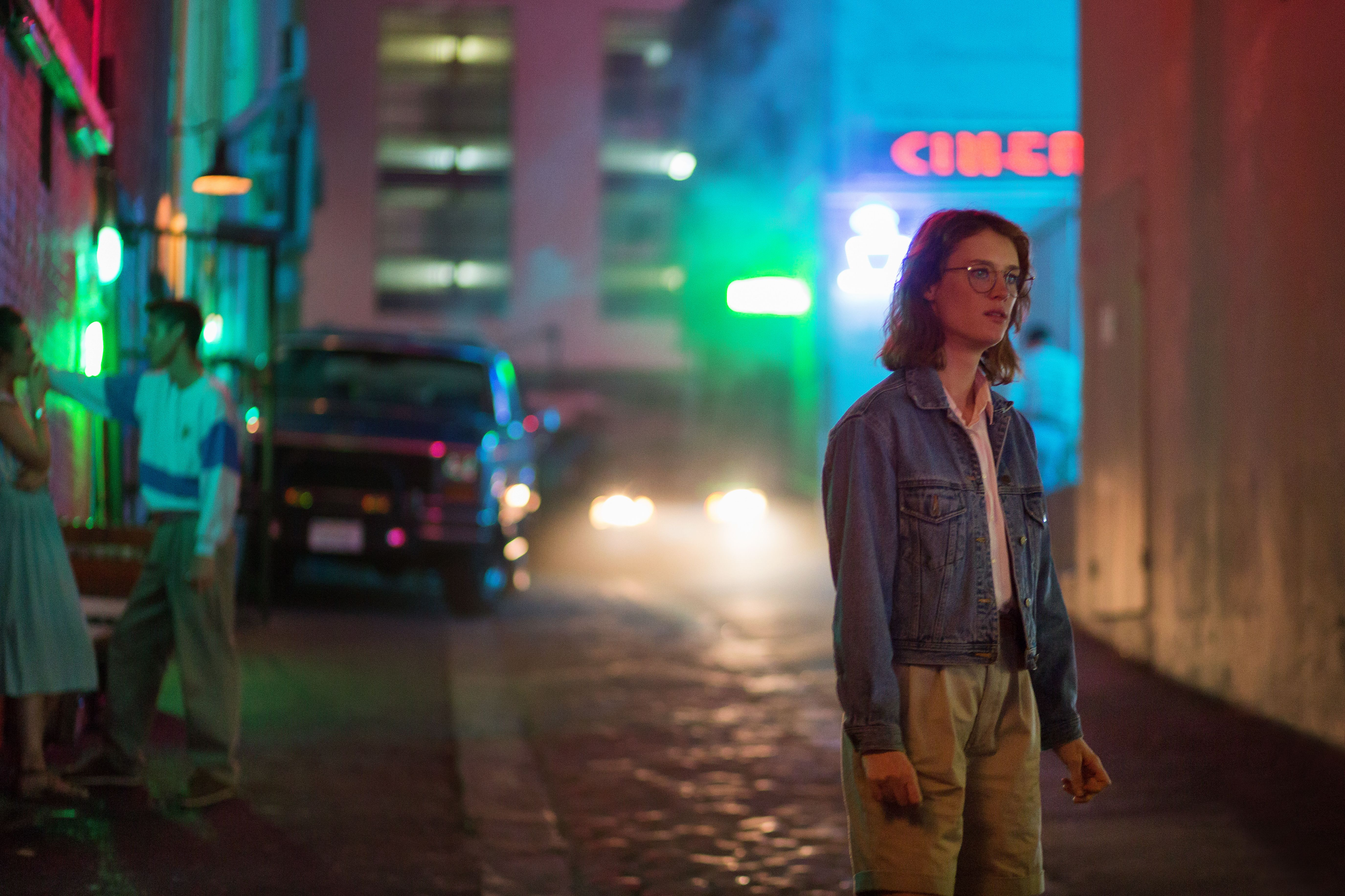"""Black Mirror season 3 episode 4 """"San Junipero"""" is the show s most beautiful most hopeful episode yet Vox"""