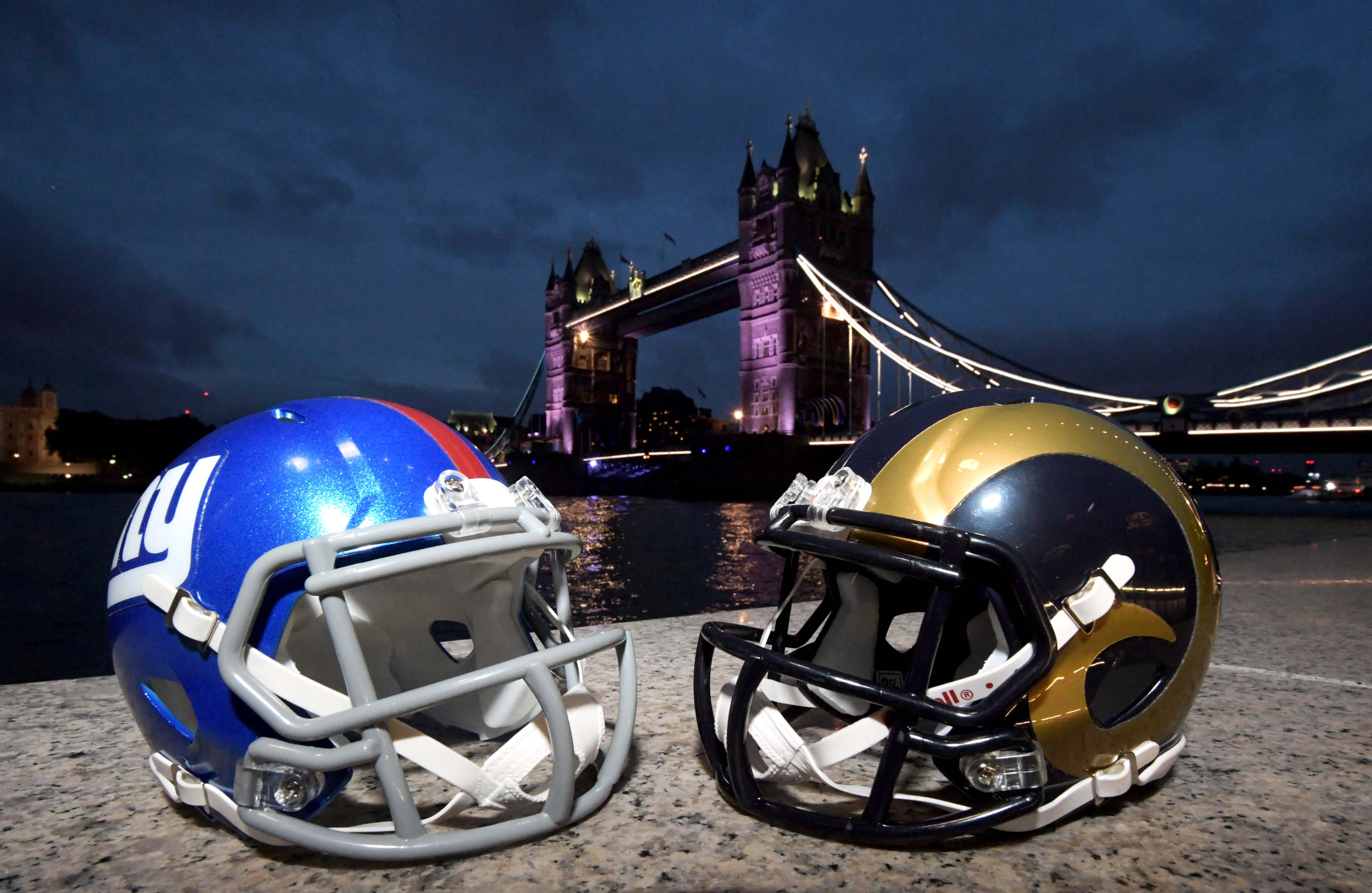 NFL: International Series-New York Giants Press Conference