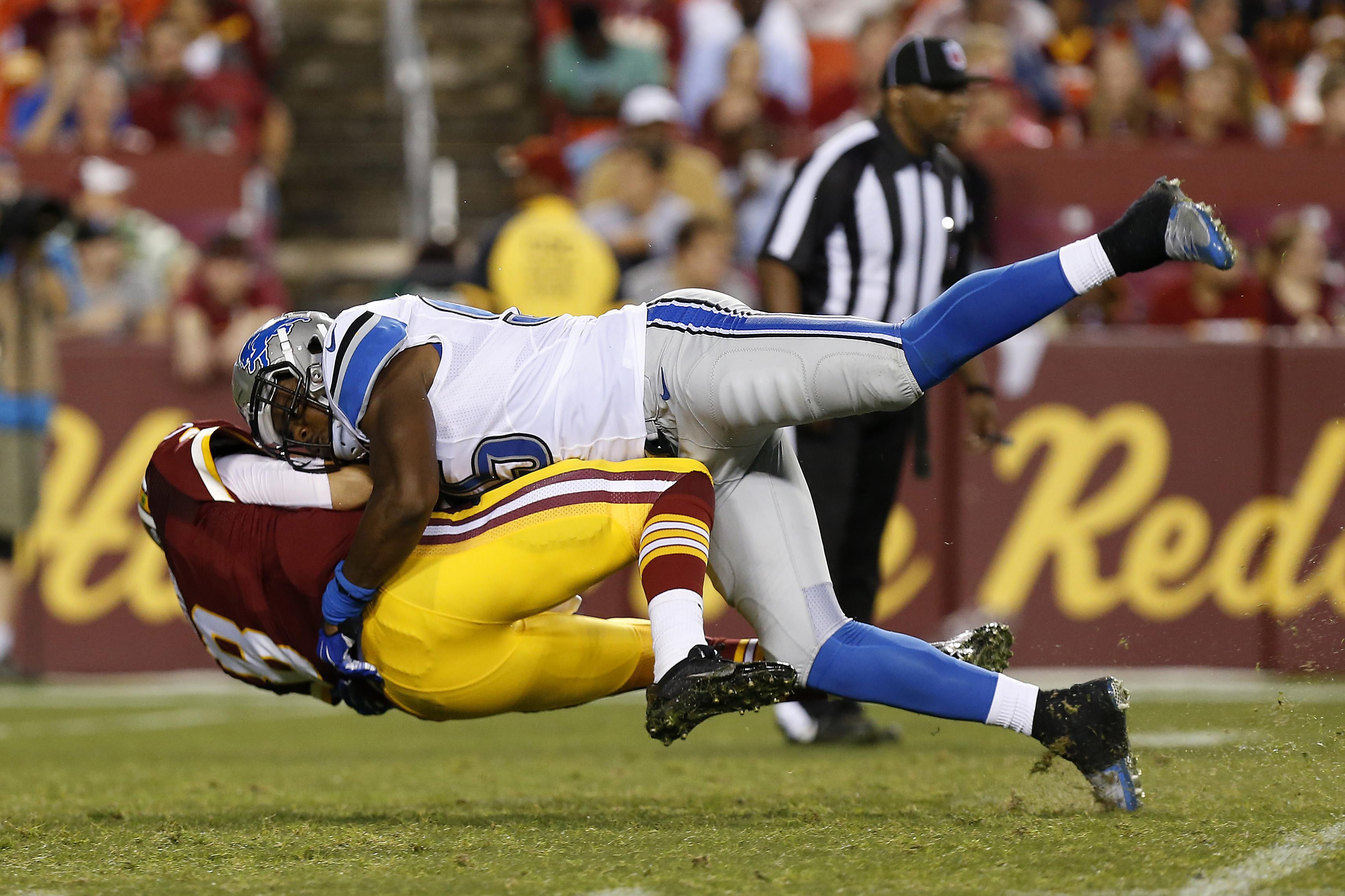 NFL: Preseason-Detroit Lions at Washington Redskins