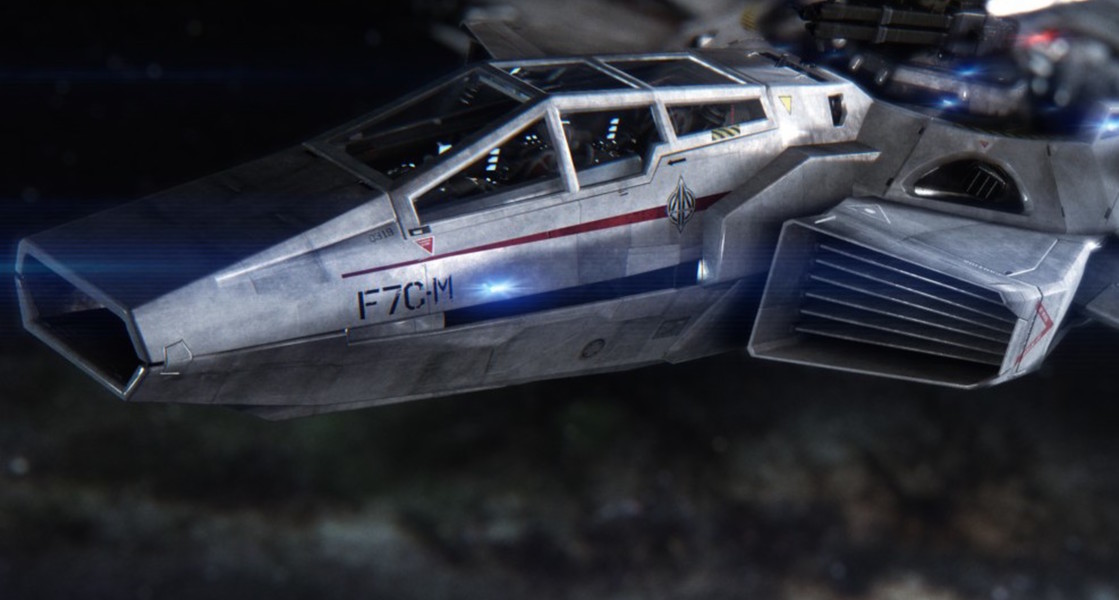 Star Citizen's alpha is free to play until the end of the month