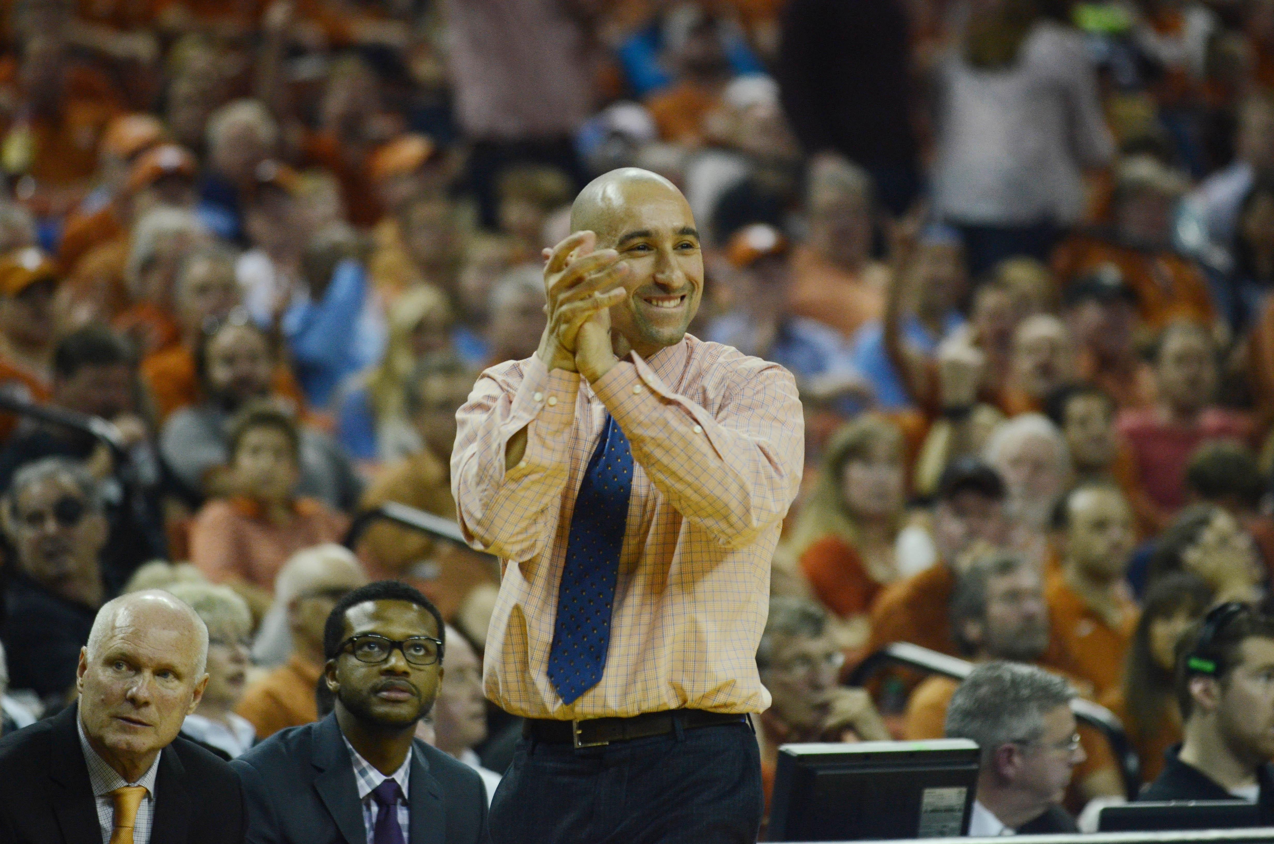 NCAA Basketball: North Carolina at Texas