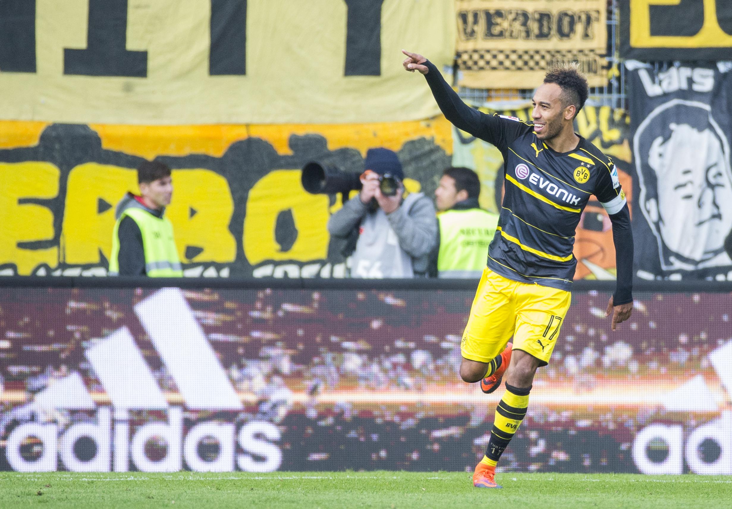 FC Ingolstadt 04 v Borussia Dortmund - Bundesliga