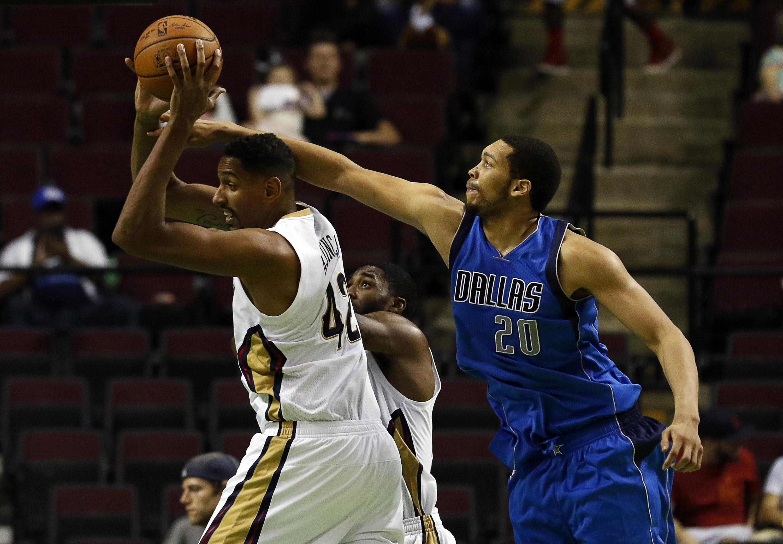NBA: Preseason-Dallas Mavericks at New Orleans Pelicans