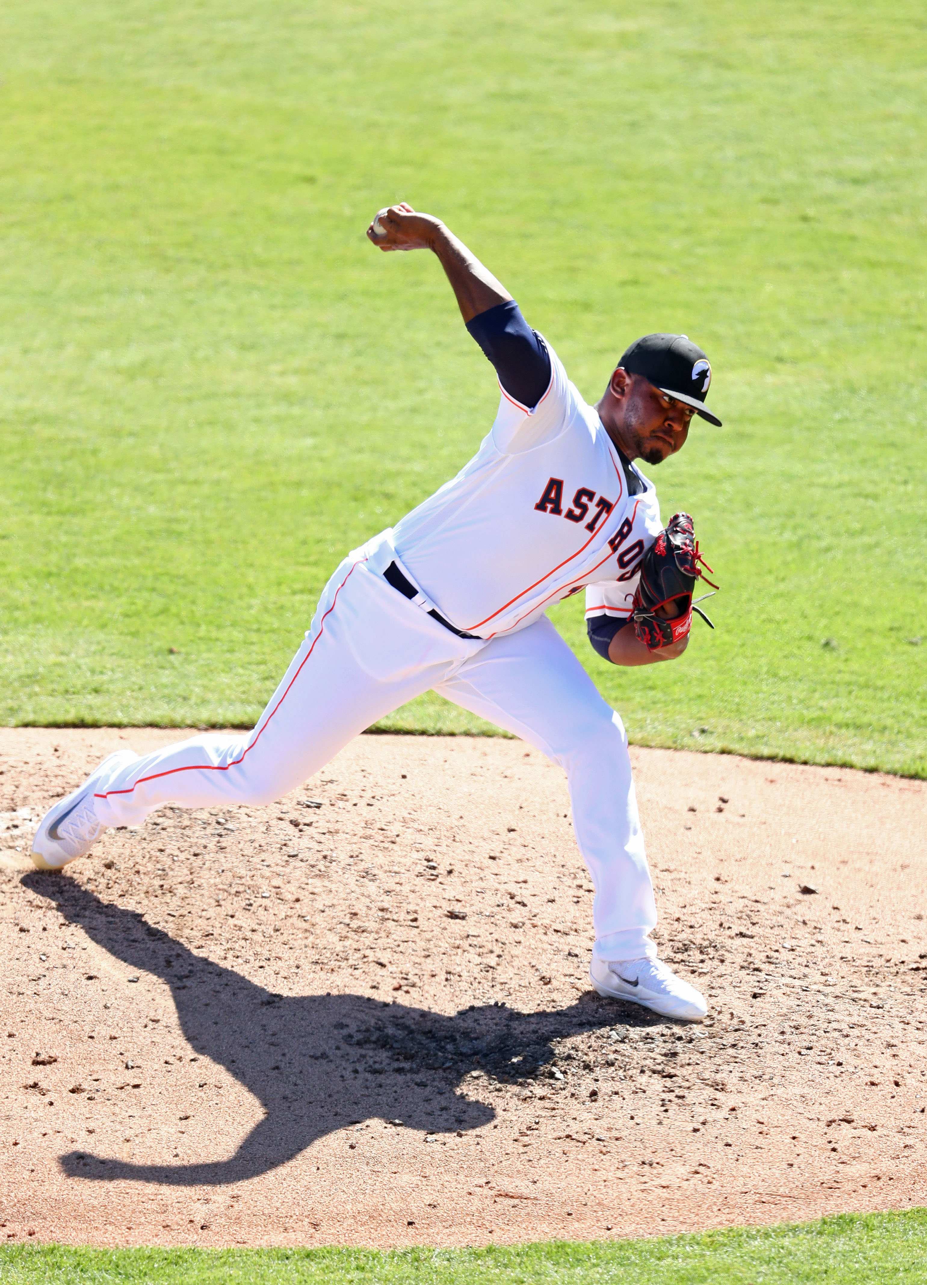 Rogelio Armenteros improved in week two of the AFL