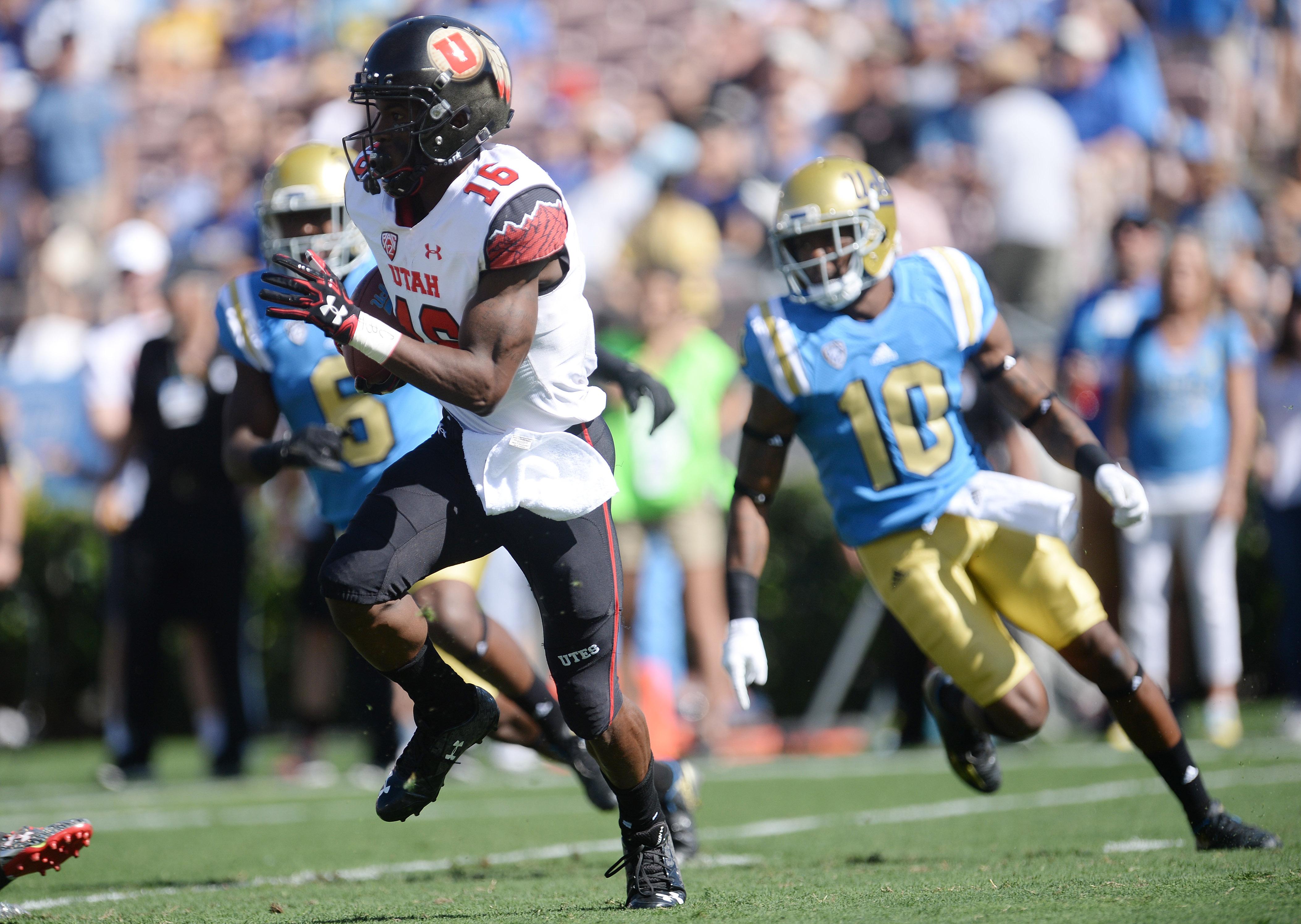 NCAA Football: Utah at UCLA