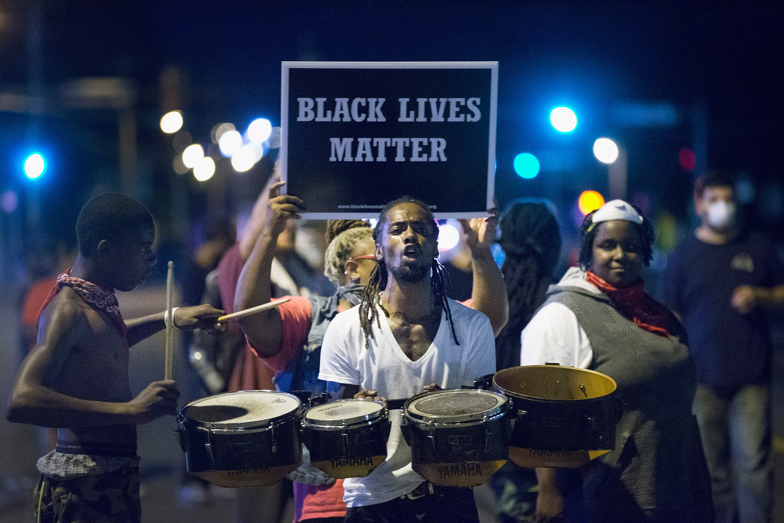 Racial justice groups sue feds for monitoring activists in the movement for black lives