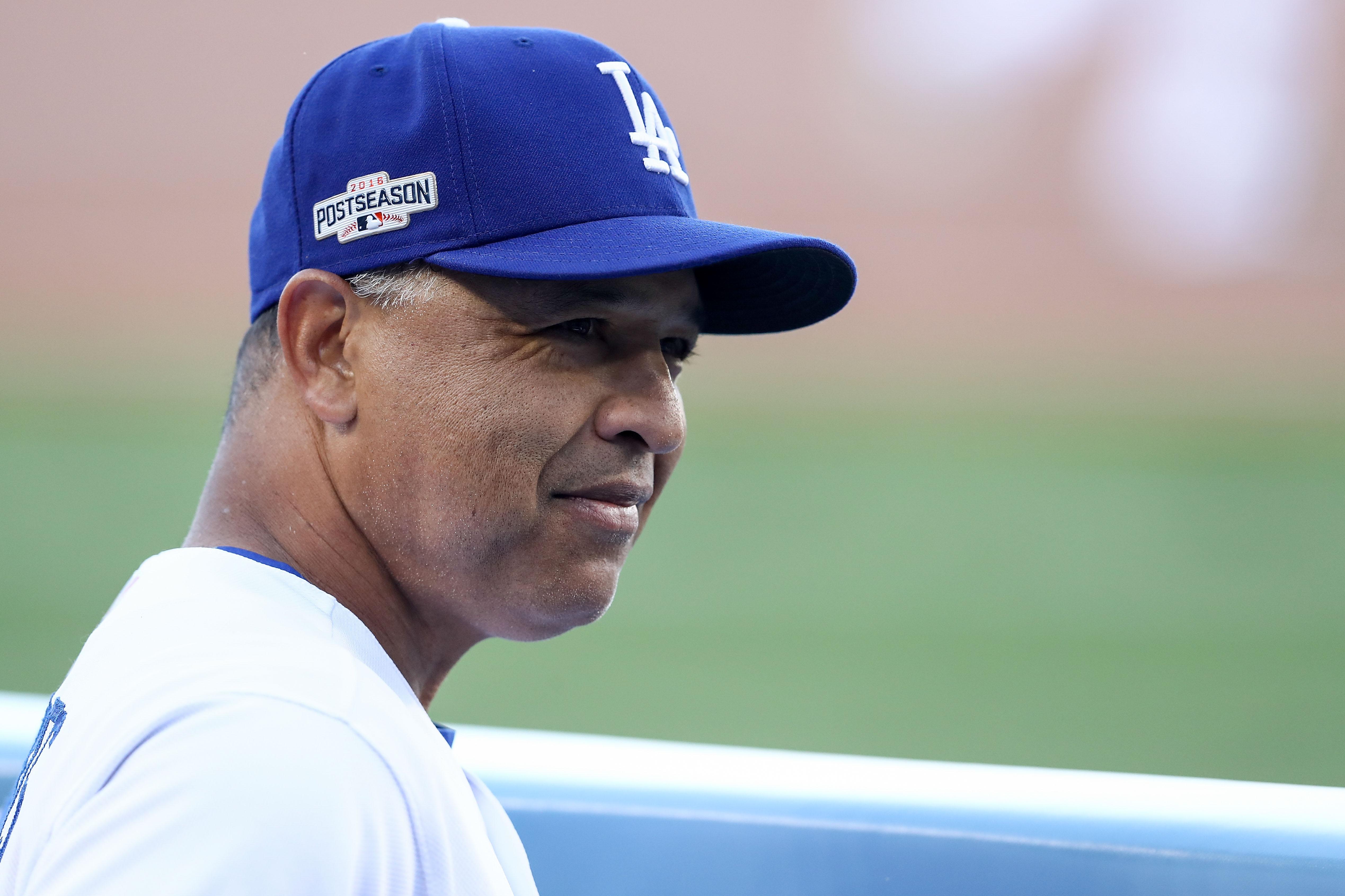 Dodgers Coaching Staff - True Blue LA
