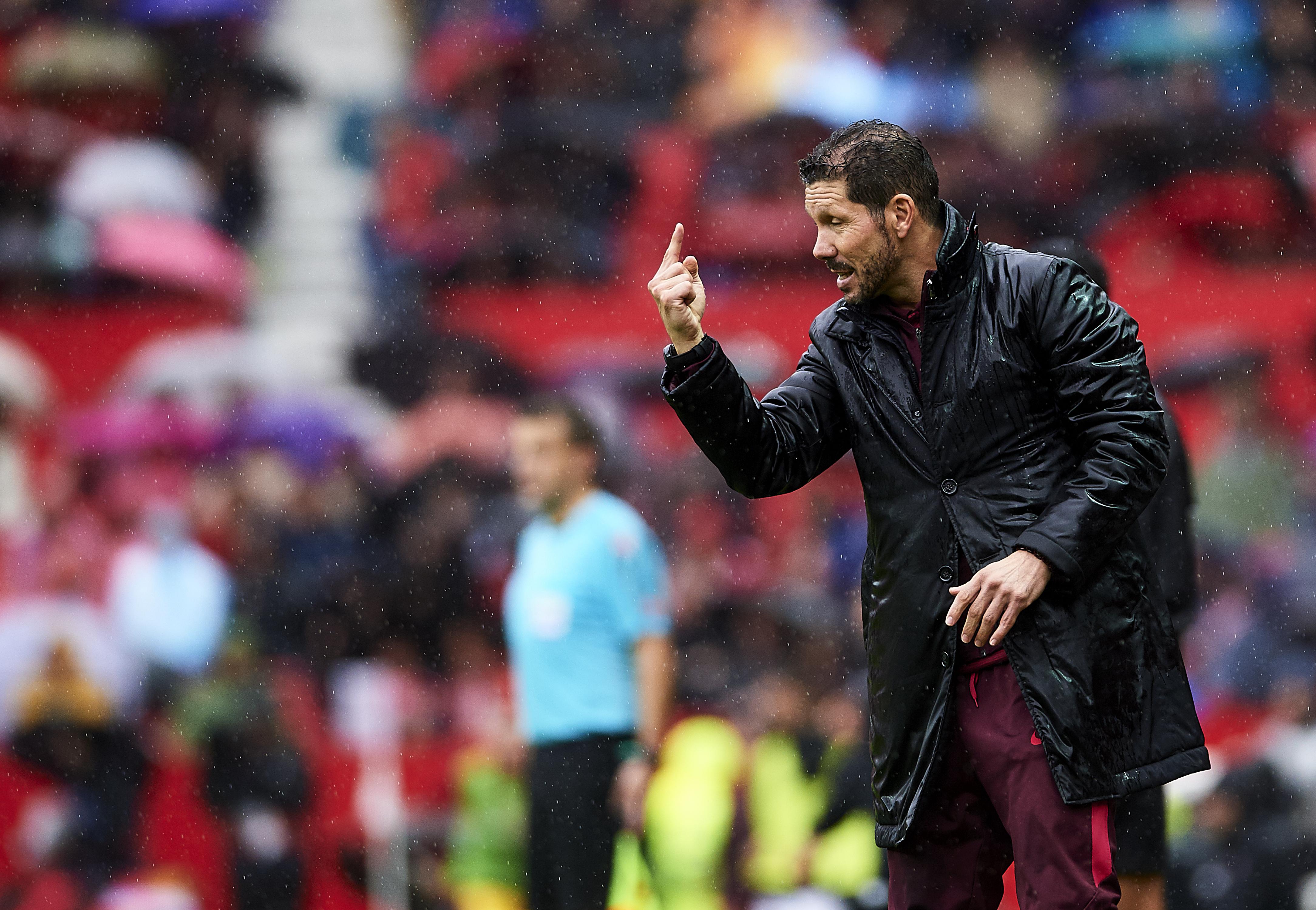 Sevilla FC v Club Atletico de Madrid - La Liga