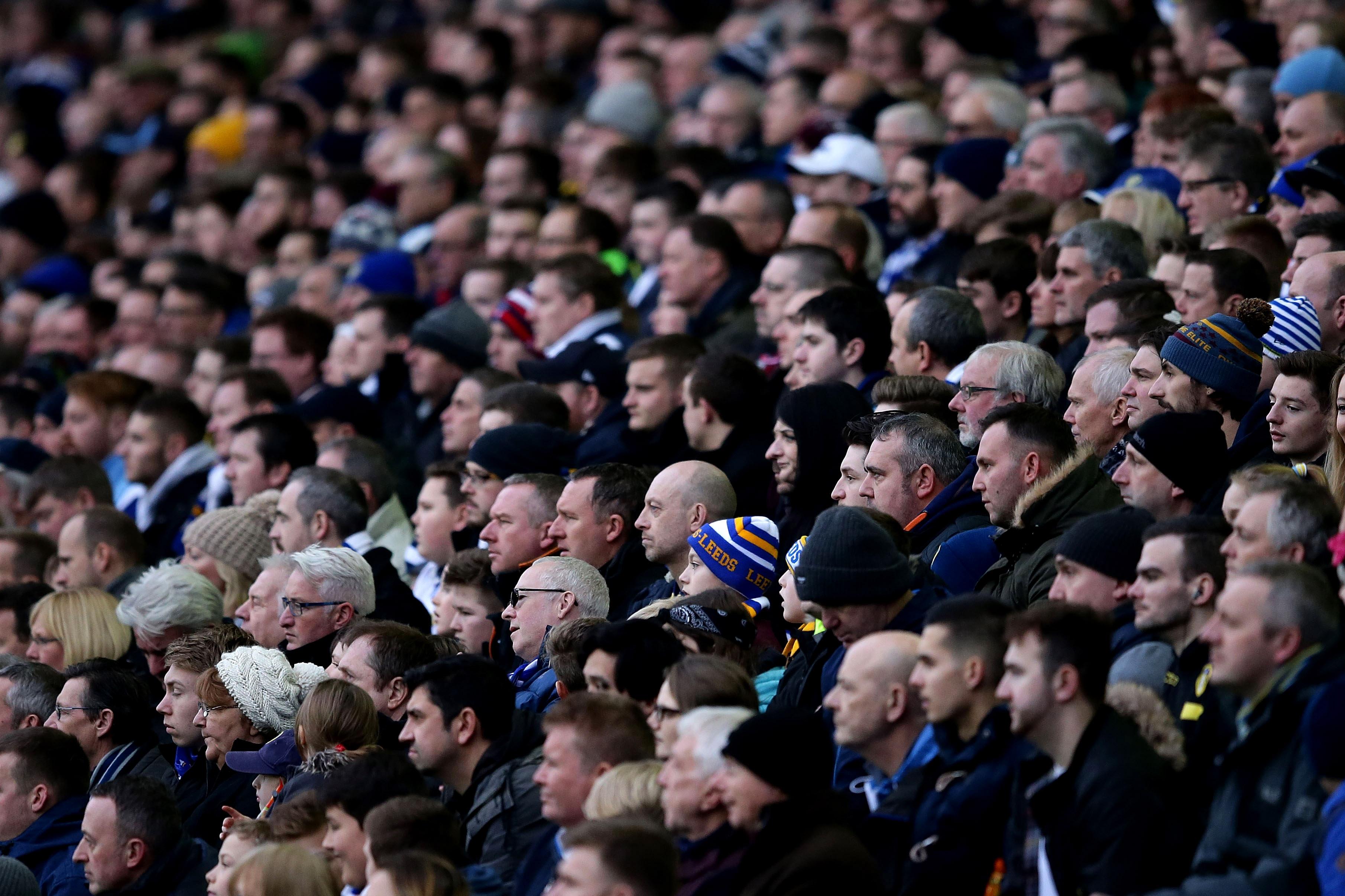 Leeds United v Rotherham United - The Emirates FA Cup Third Round