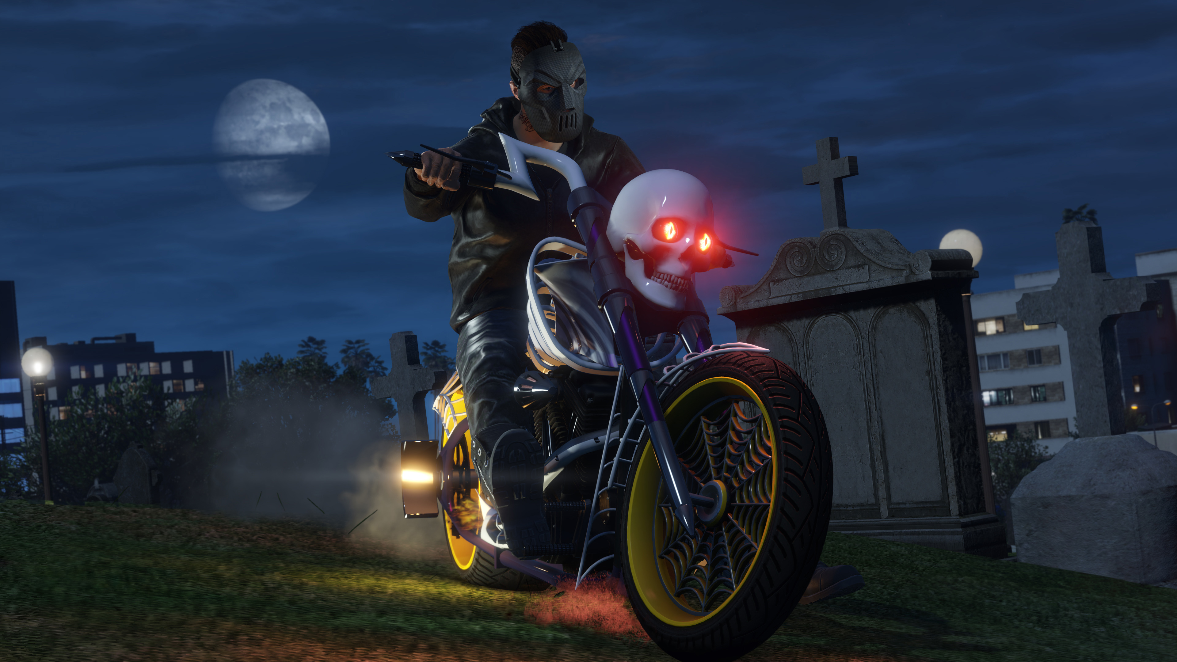 GTA Online's third anniversary comes with $250K in-game bonus for everyone (update)