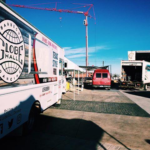 Urban Farmer Denver Food Truck