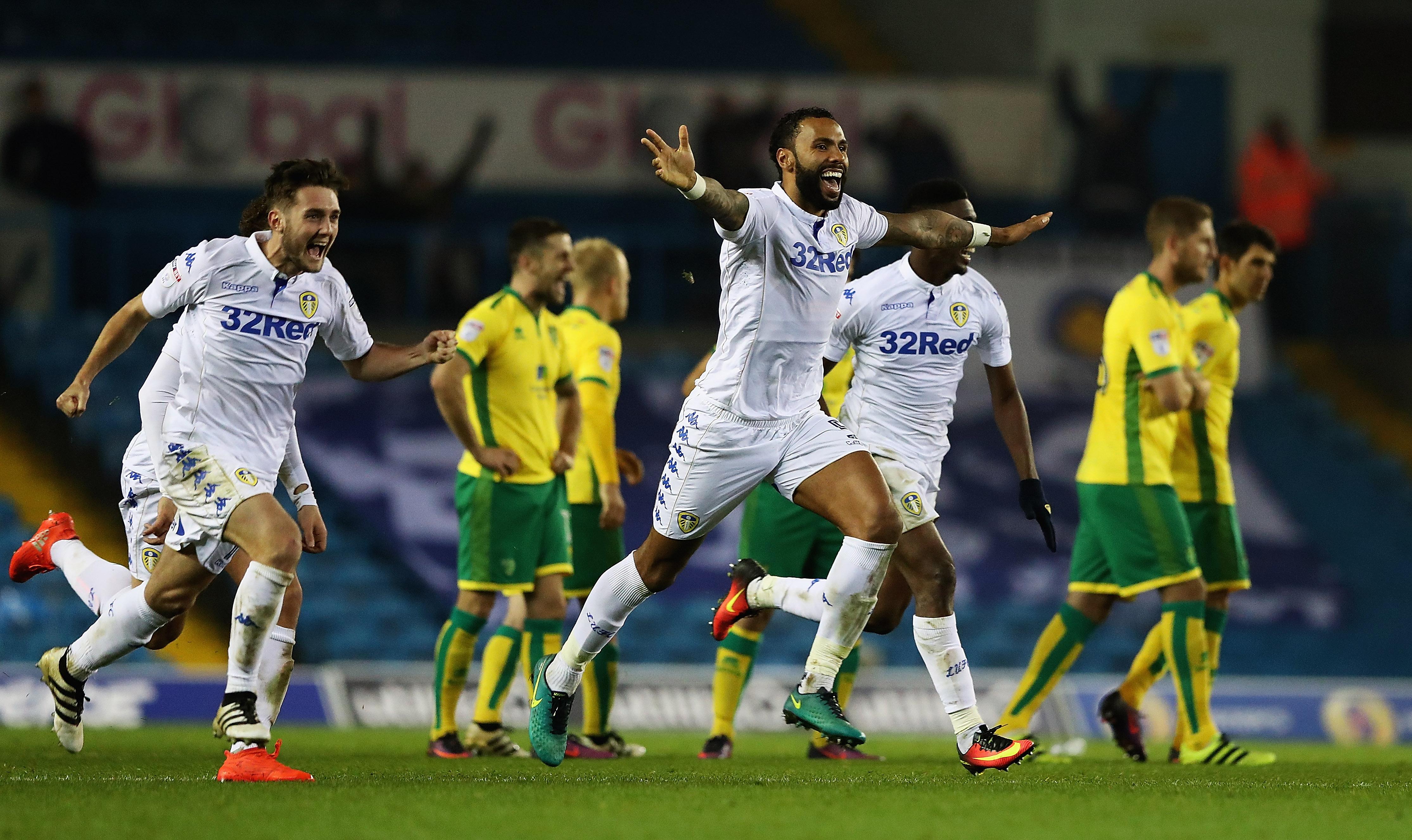 How sweet that was. All Leeds aren't we?