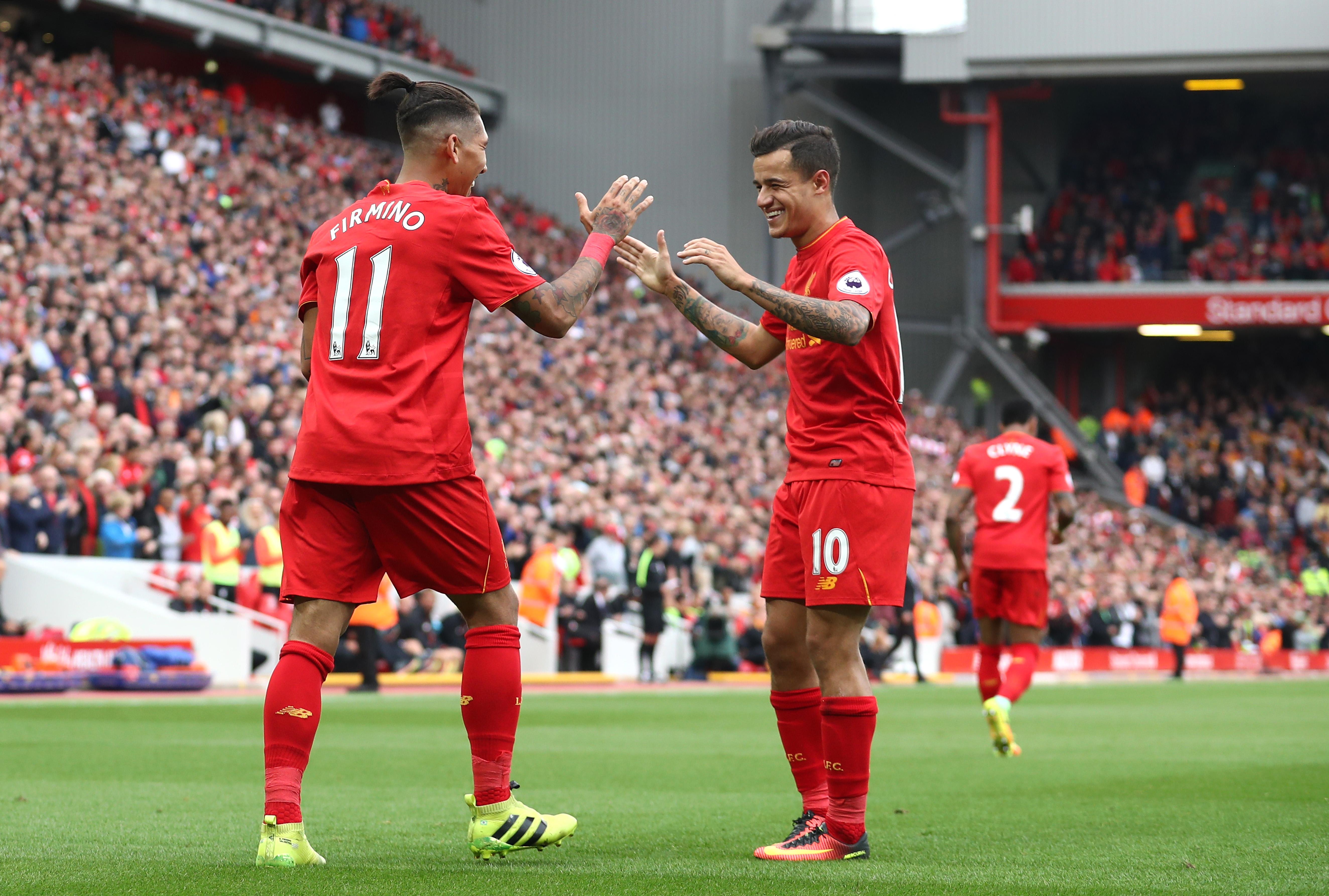 Liverpool v Hull City - Premier League