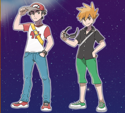 Pokémon fans have the best theory for why the original rivals are in Sun and Moon