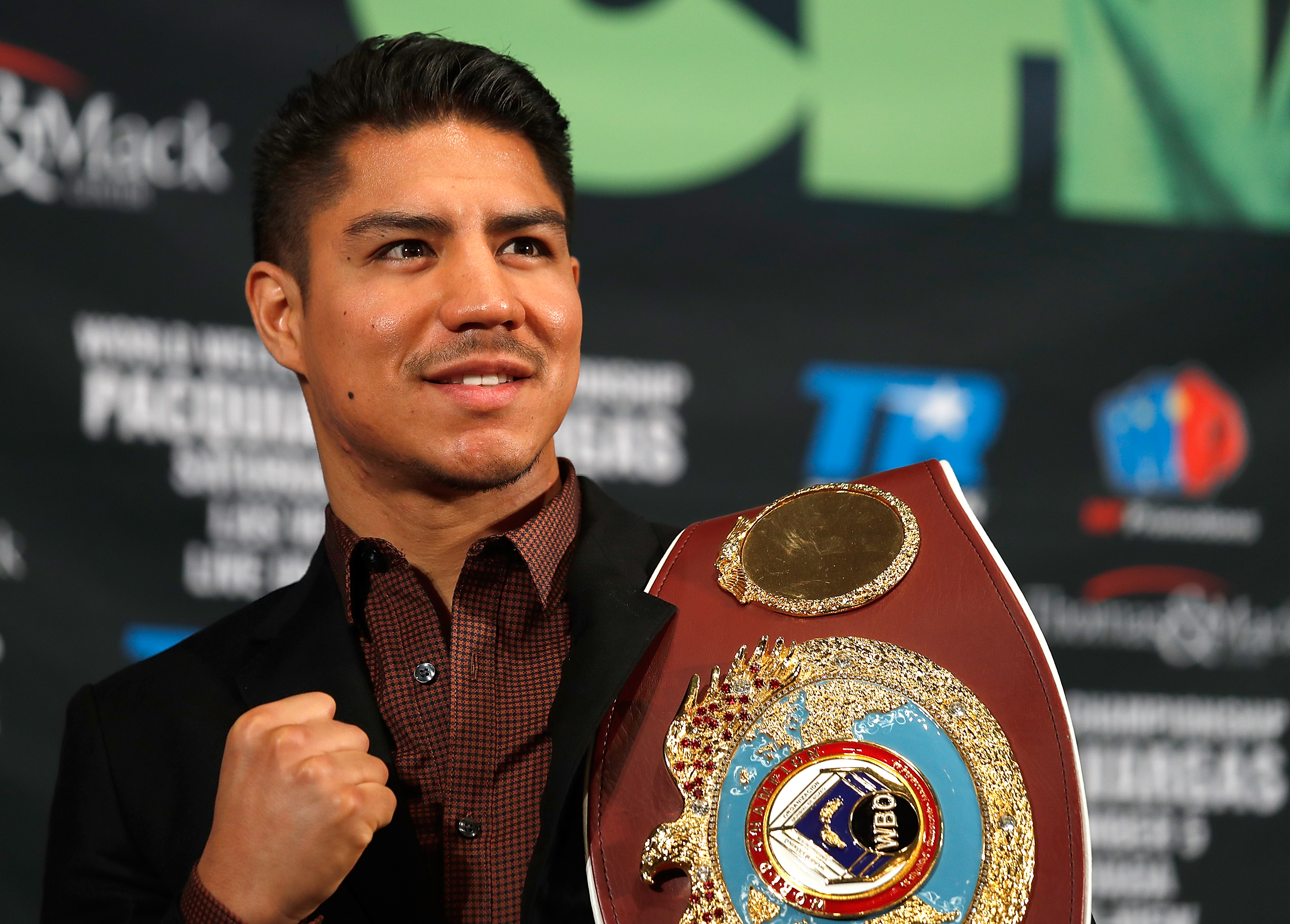 Manny Pacquiao v Jessie Vargas - Press Conference