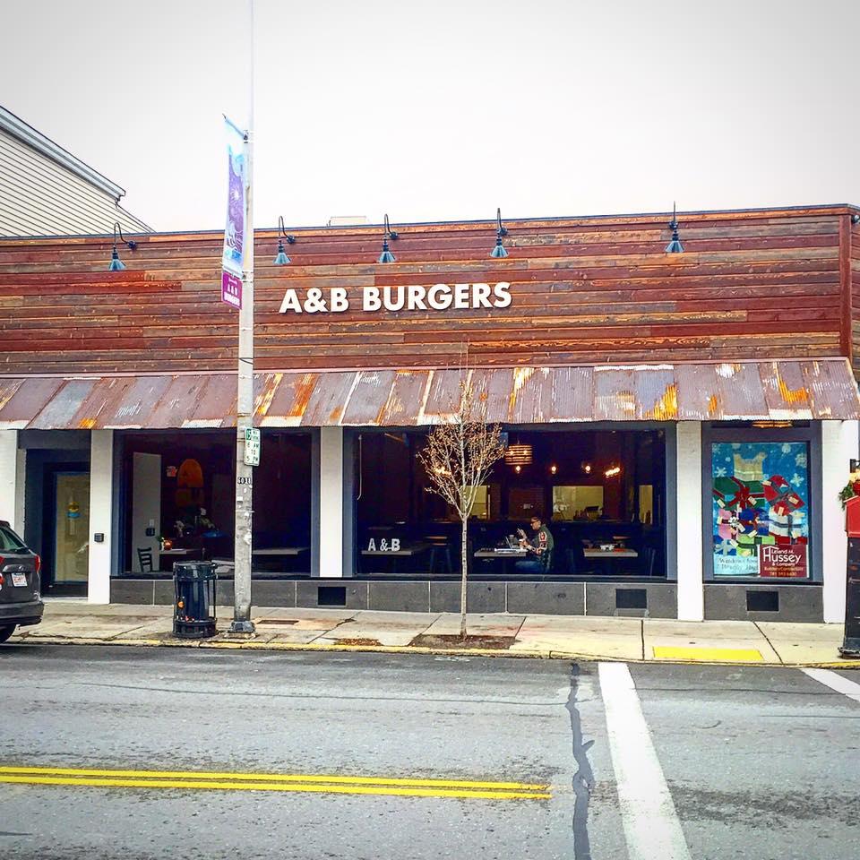 A&B Burgers Beverly