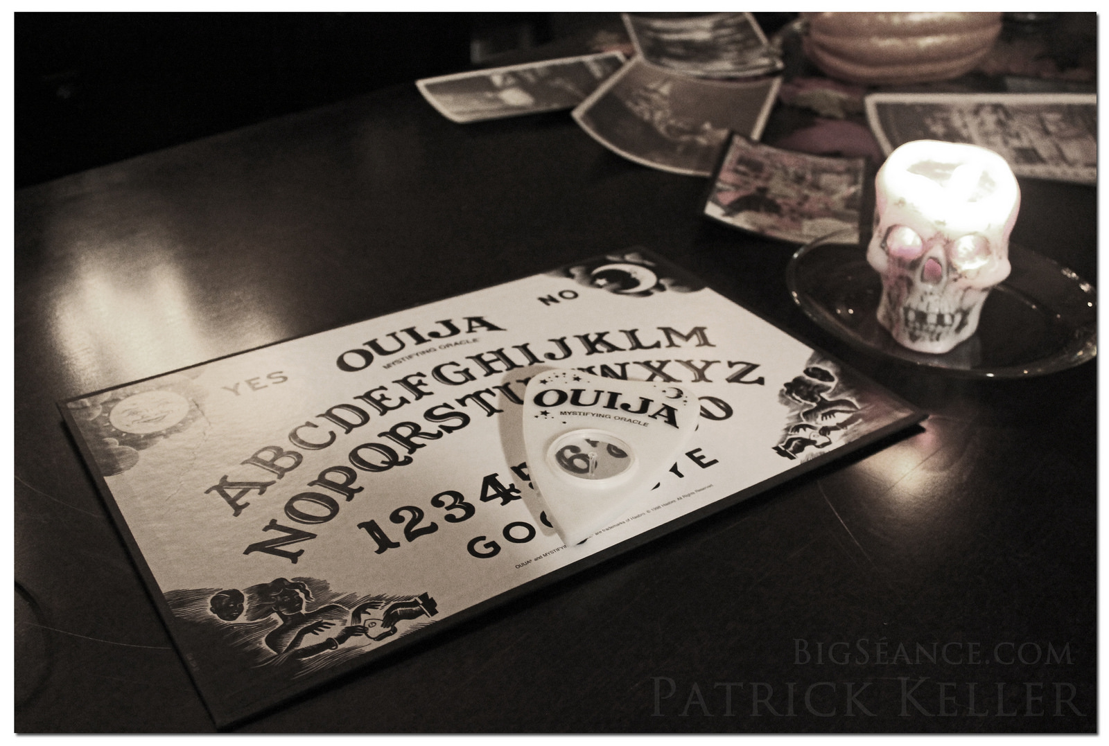 How Ouija boards work. (Hint: It's not ghosts.)