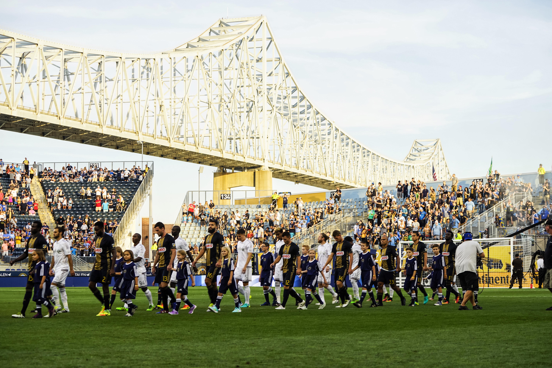 Philadelphia Union vs Sporting Kansas City Photo Gallery