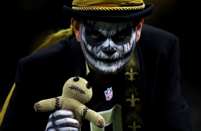 New Orleans Saints Fan