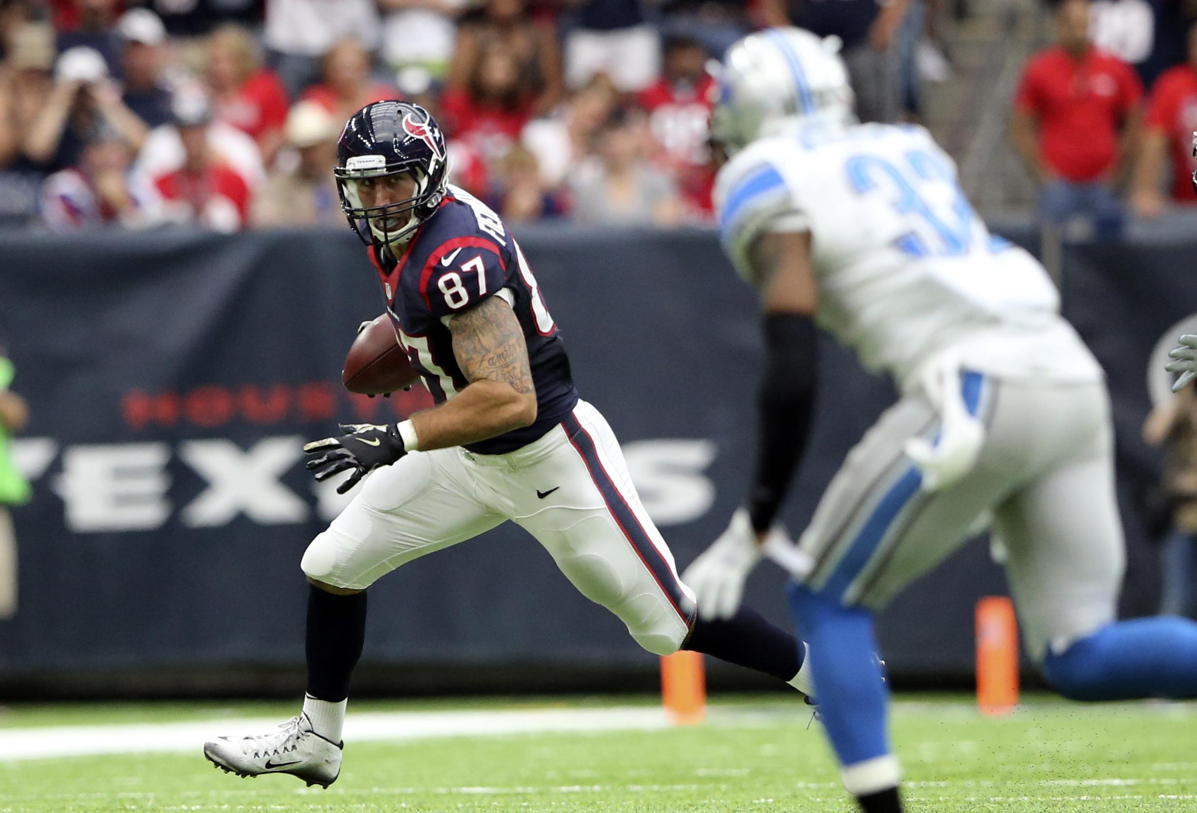 NFL: Detroit Lions at Houston Texans
