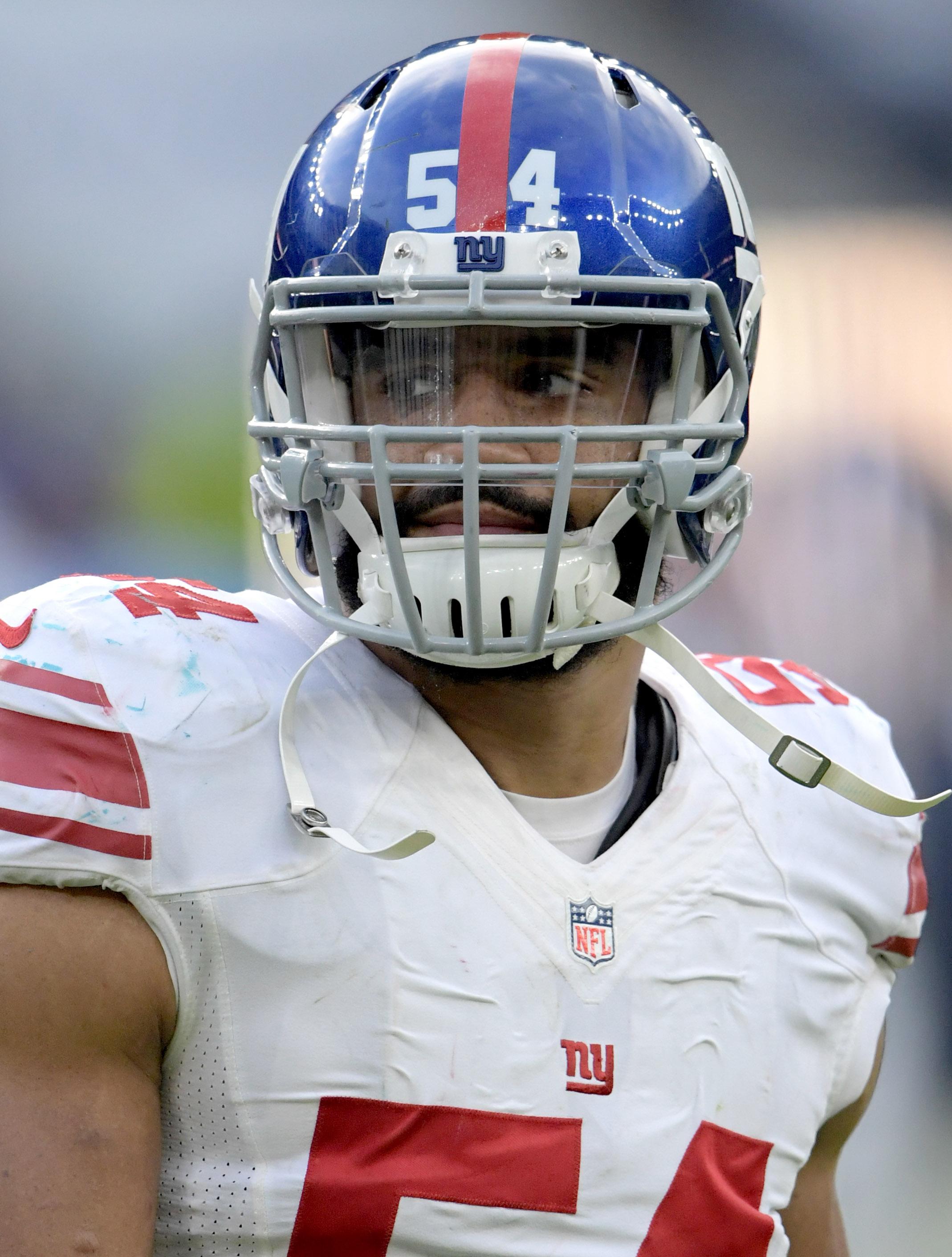 NFL: International Series: New York Giants at Los Angeles Rams