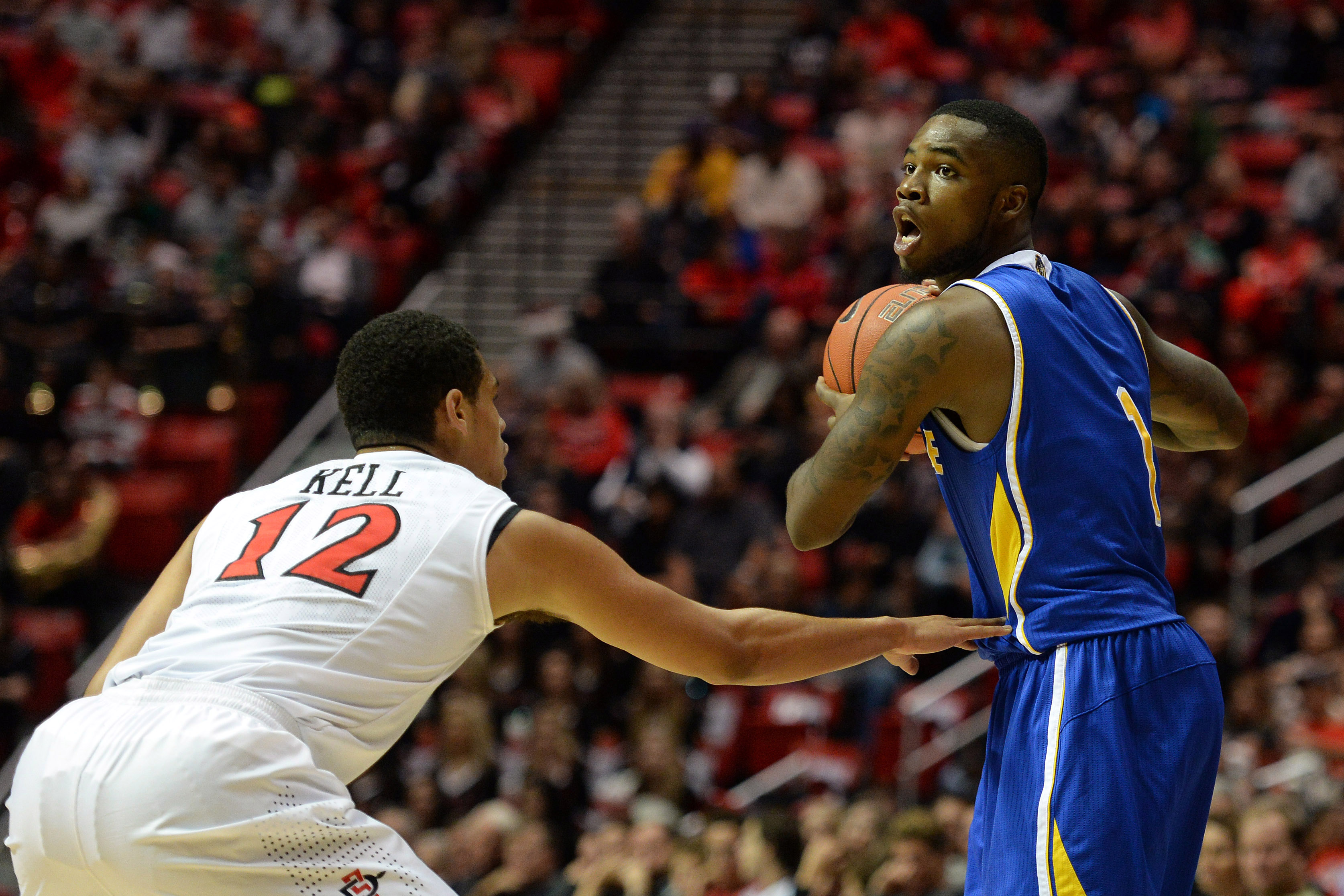 NCAA Basketball: UC Riverside at San Diego State
