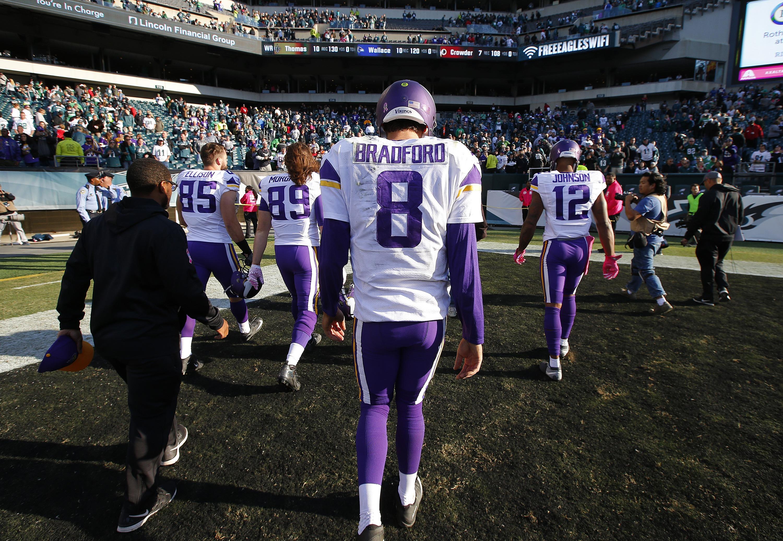 Minnesota Vikings v Philadelphia Eagles