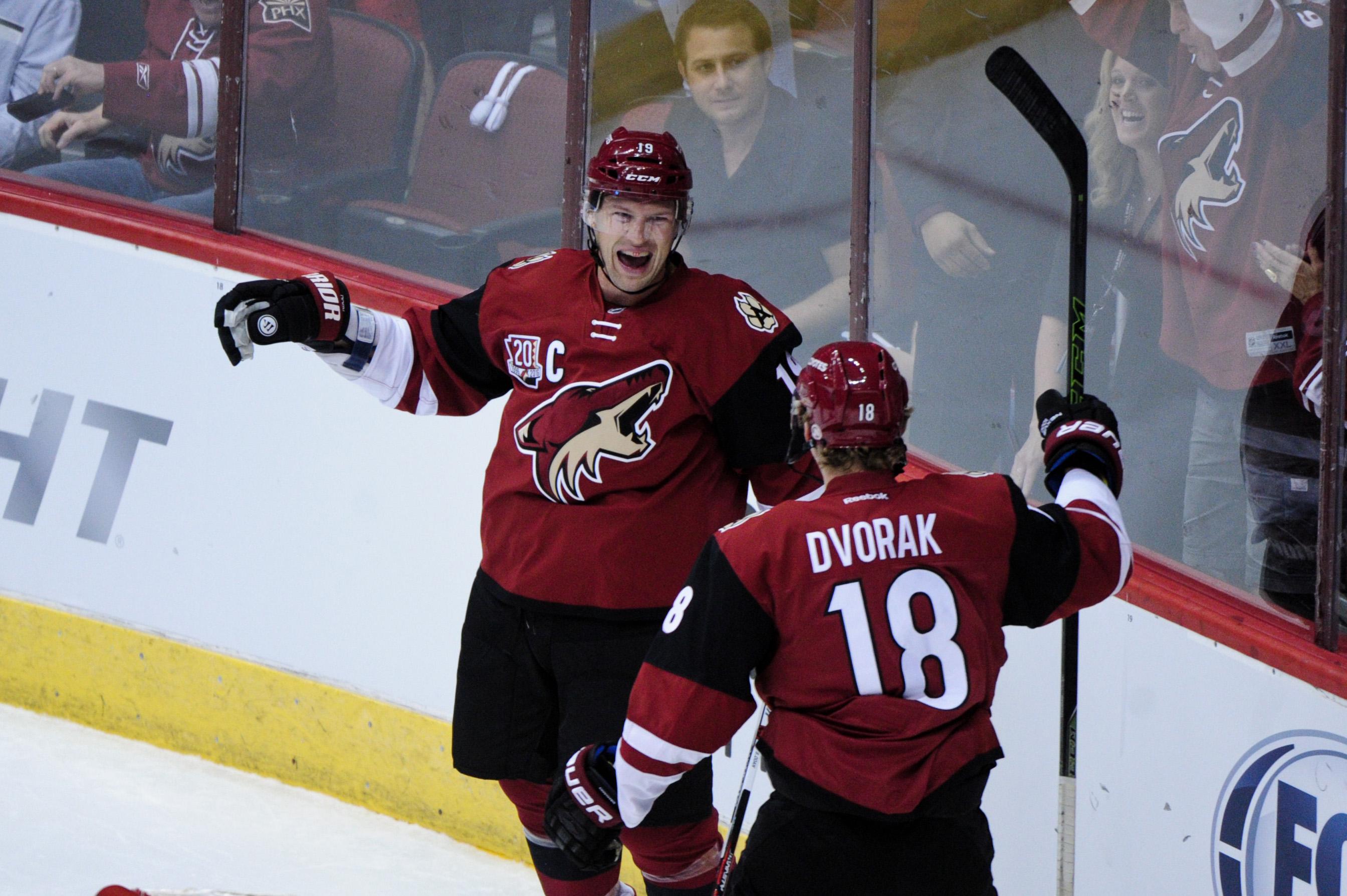 NHL: Philadelphia Flyers at Arizona Coyotes