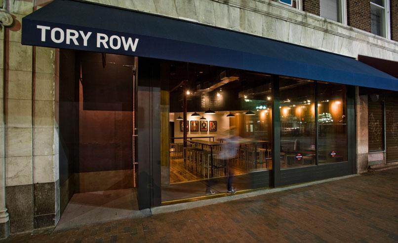 Tory Row