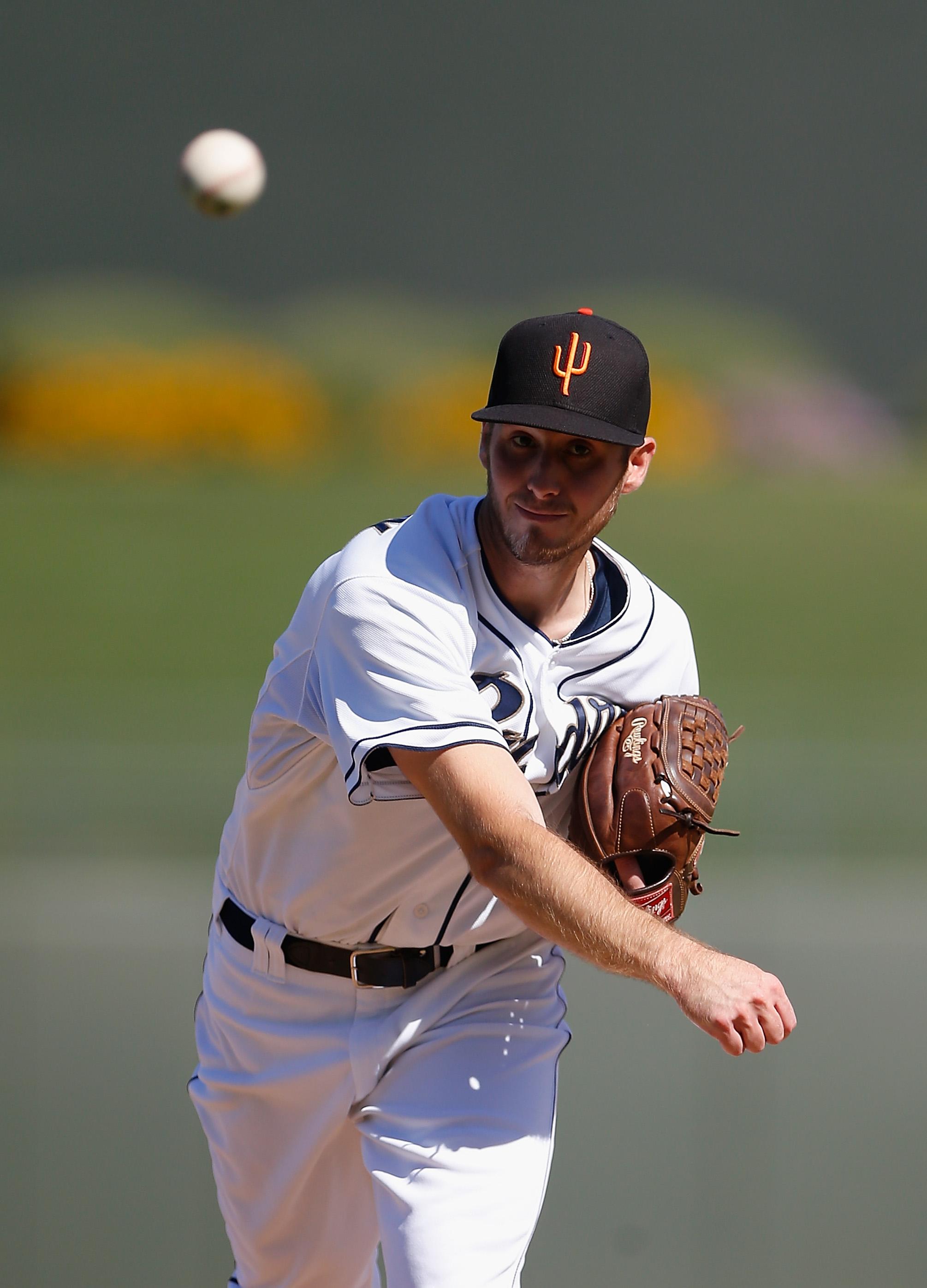 AZ Fall League: Mesa v Surprise