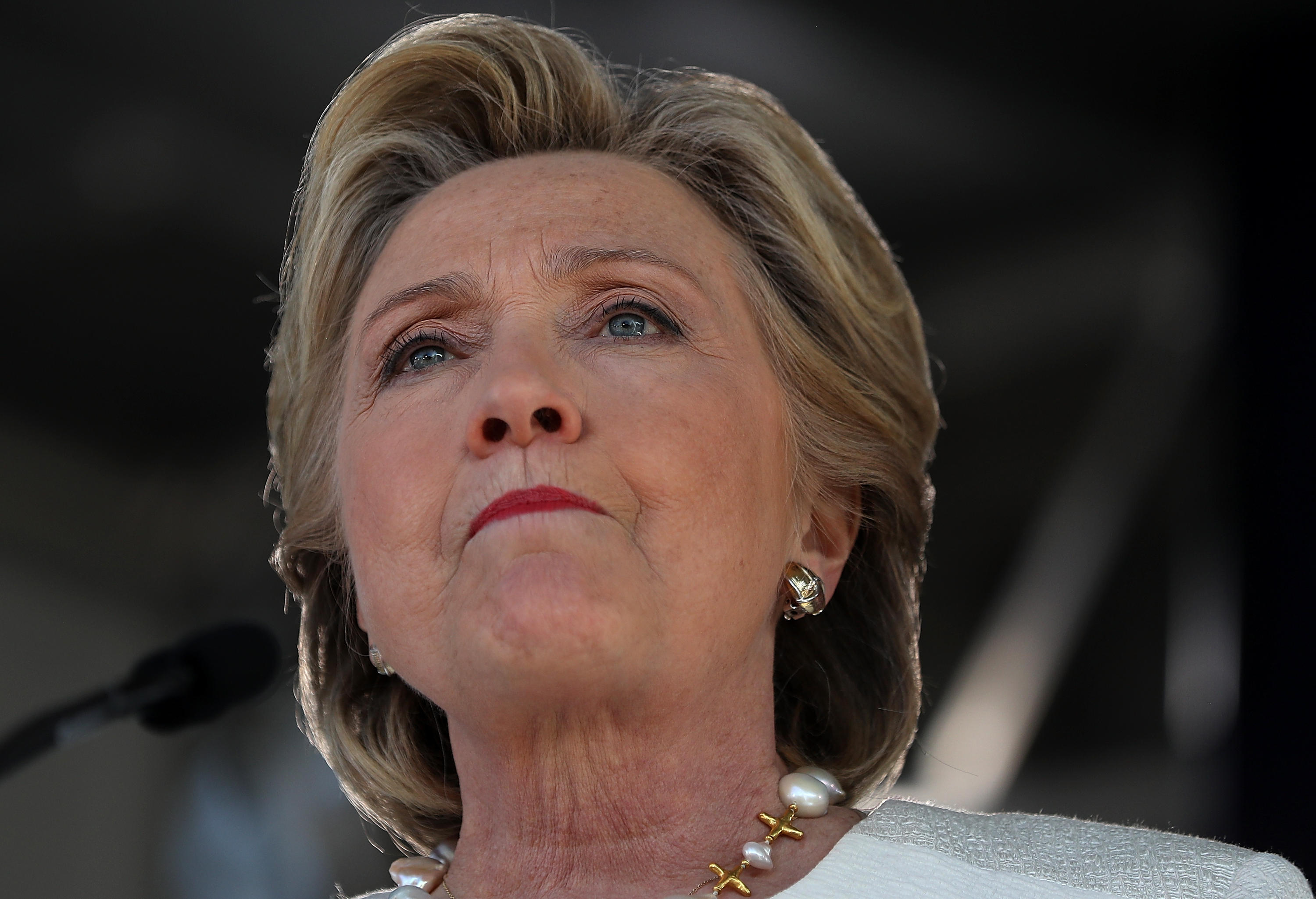Republicans and Russian hackers have made Hillary Clinton the most transparent candidate in history