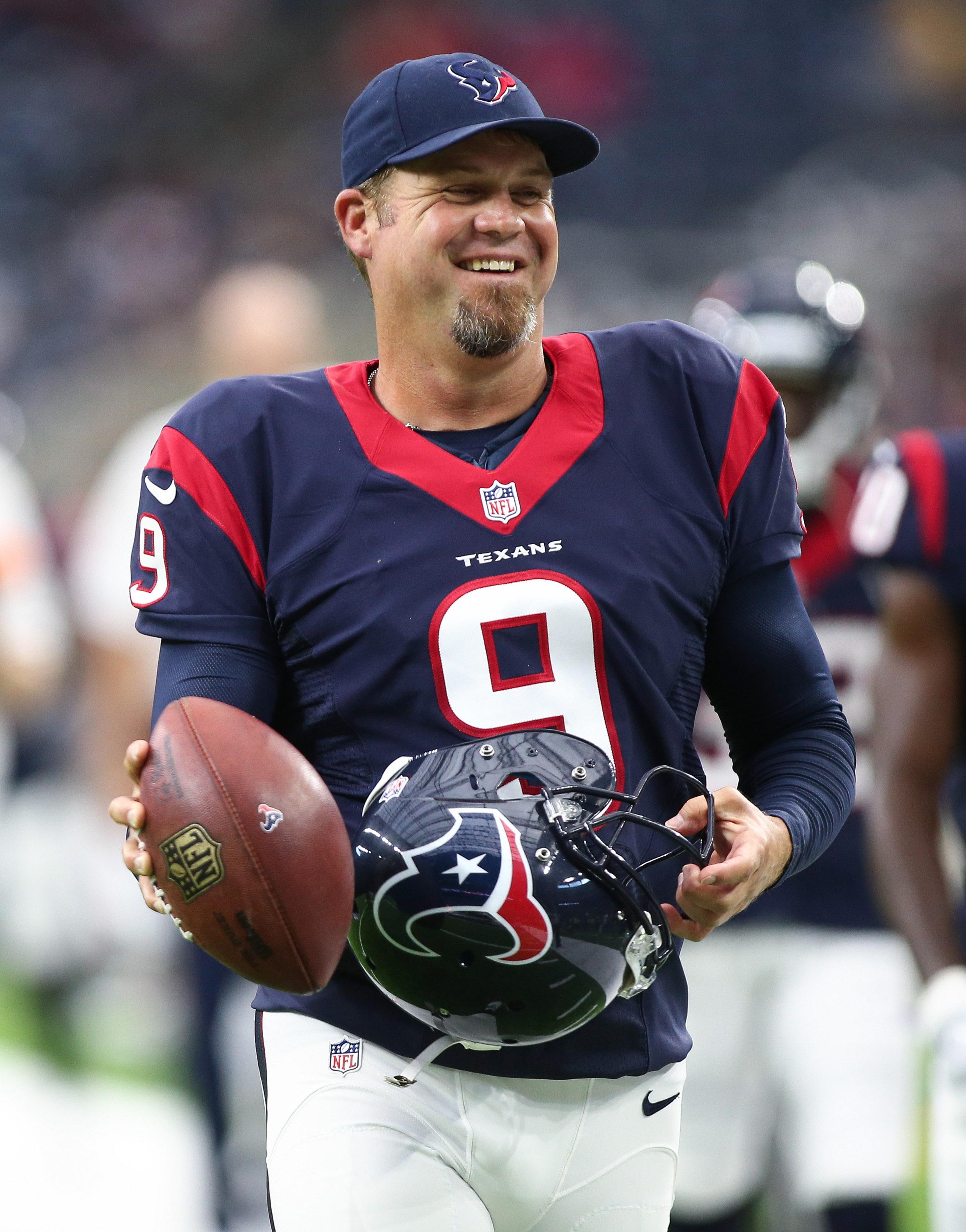 NFL: Preseason-New Orleans Saints at Houston Texans