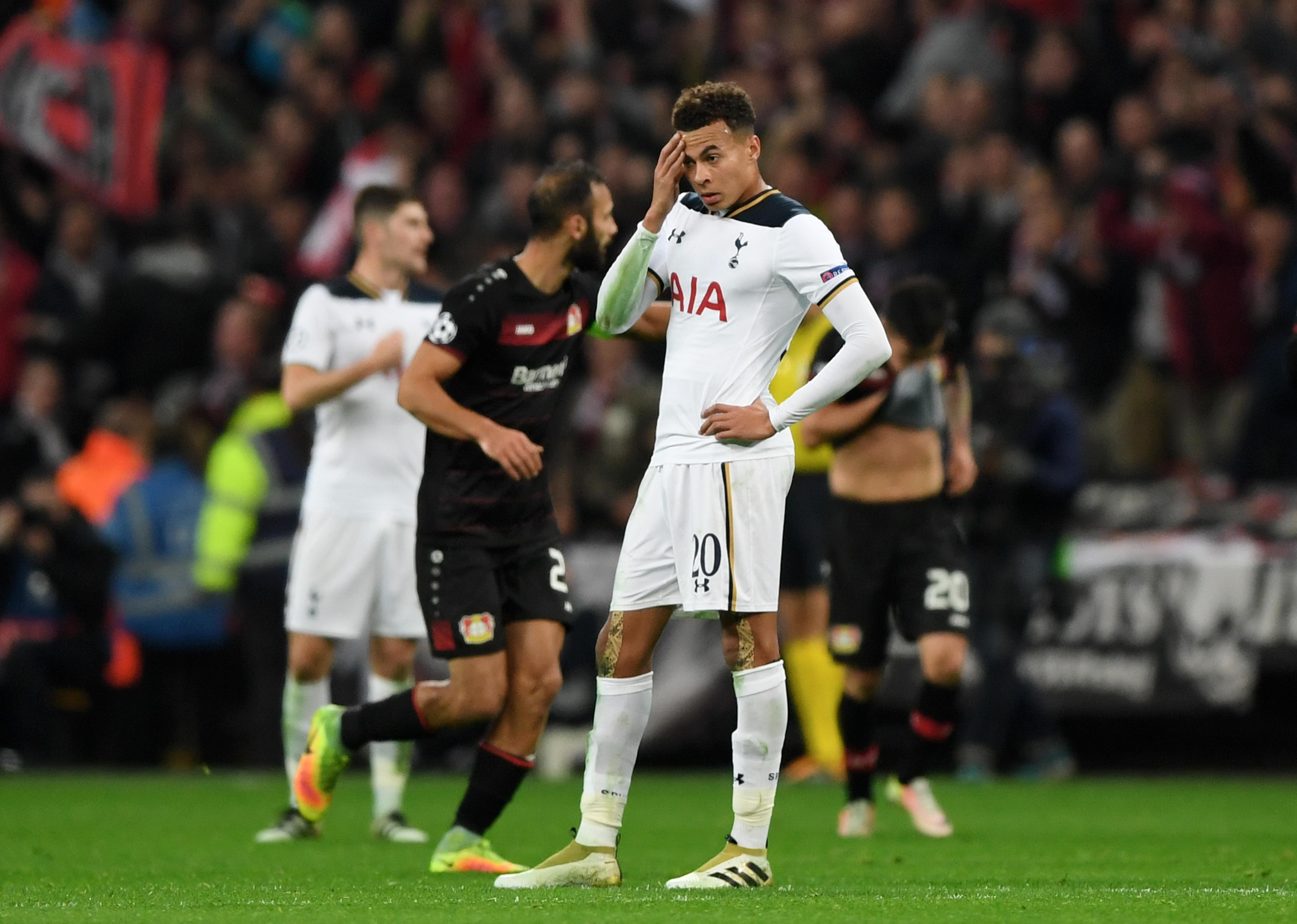 Tottenham Hotspur FC v Bayer 04 Leverkusen - UEFA Champions League