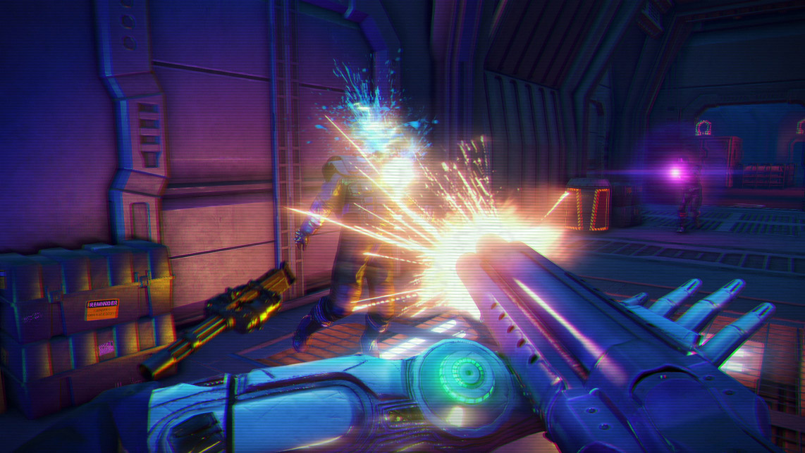 Ubisoft's giving away Far Cry 3: Blood Dragon for free this month
