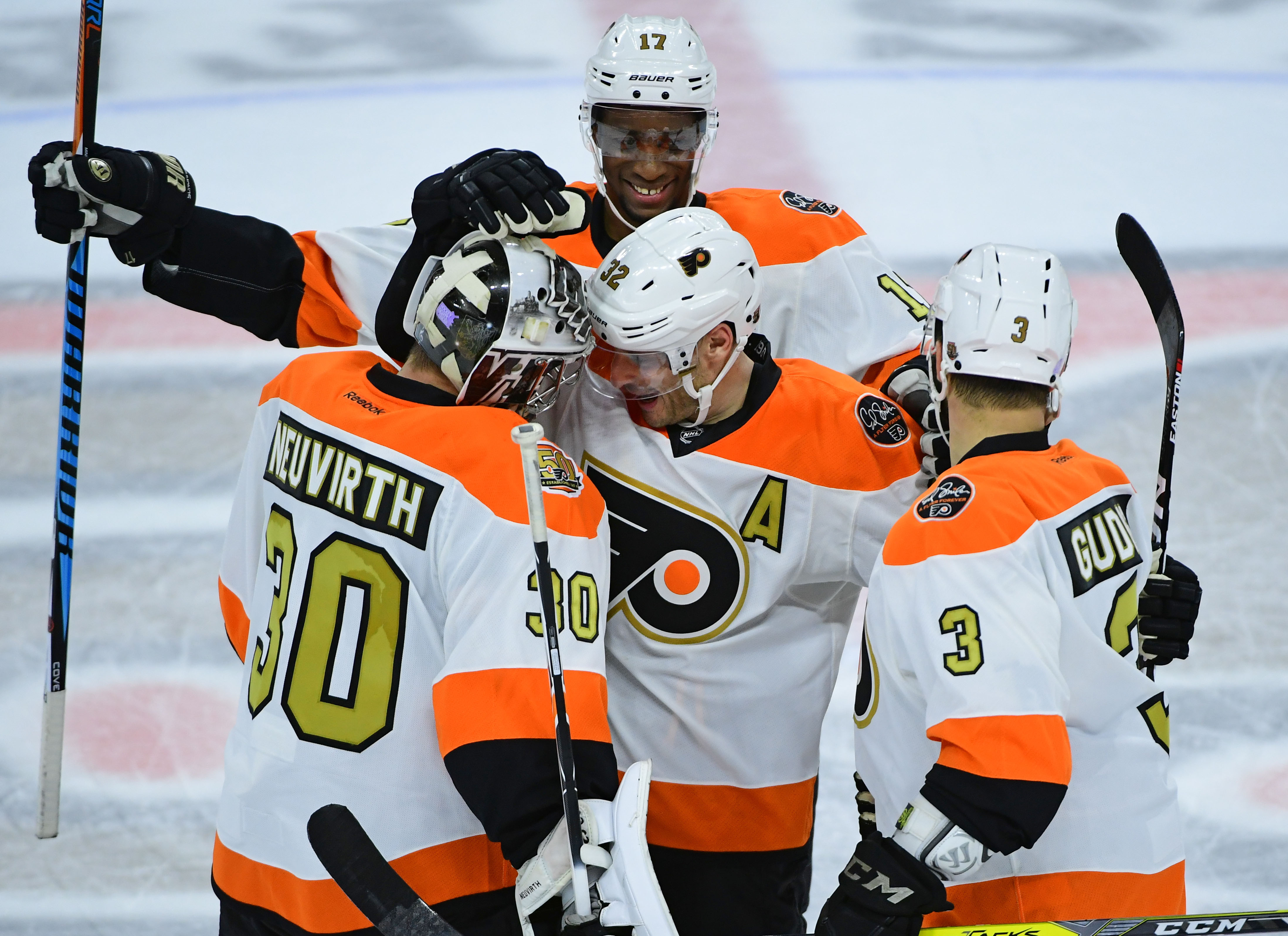NHL scores 2016: The Flyers are the NHL's most fun mess of a team right now