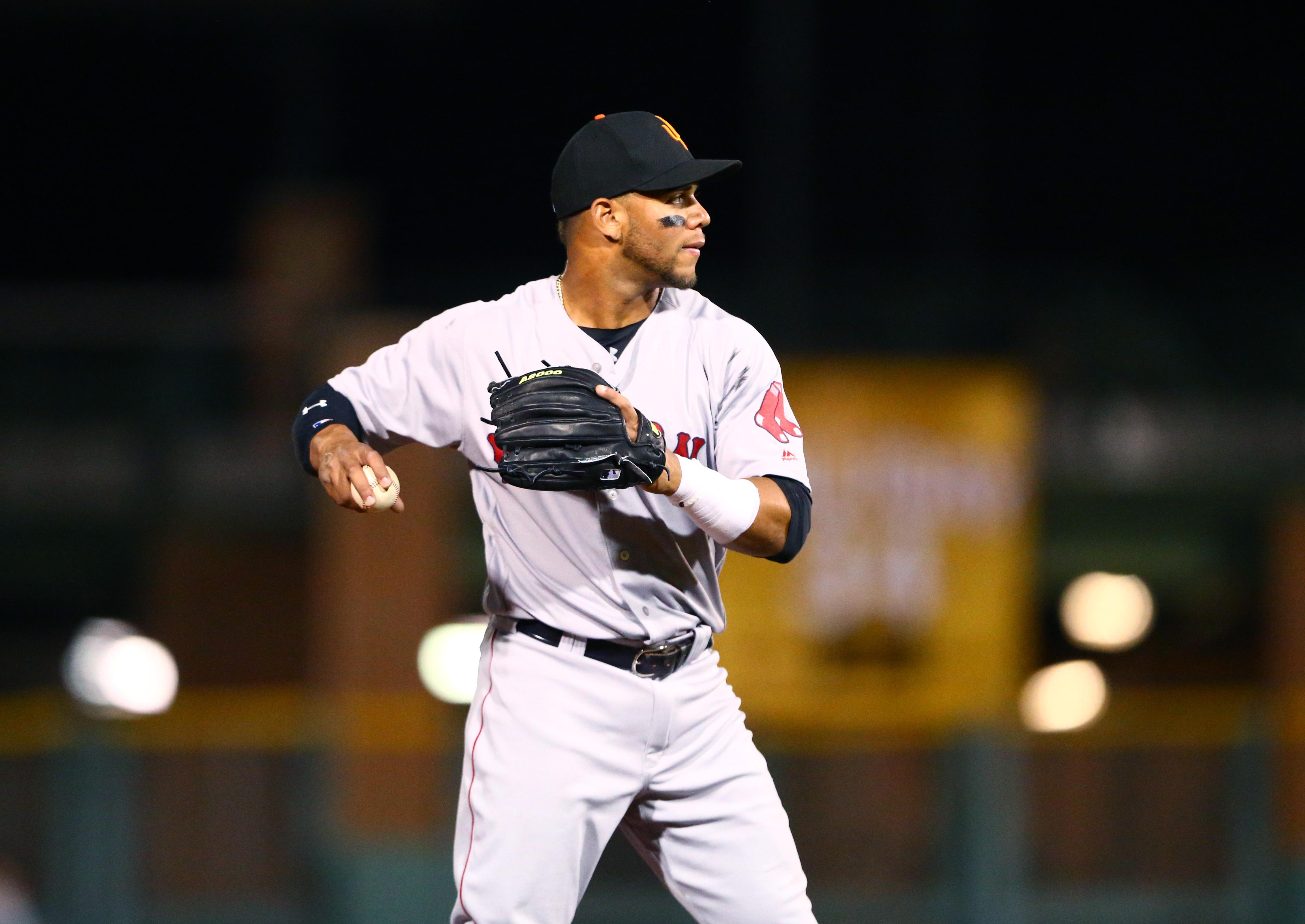 Minor League Baseball: Arizona Fall League-Surprise Saguaros at Scottsdale Scorpions