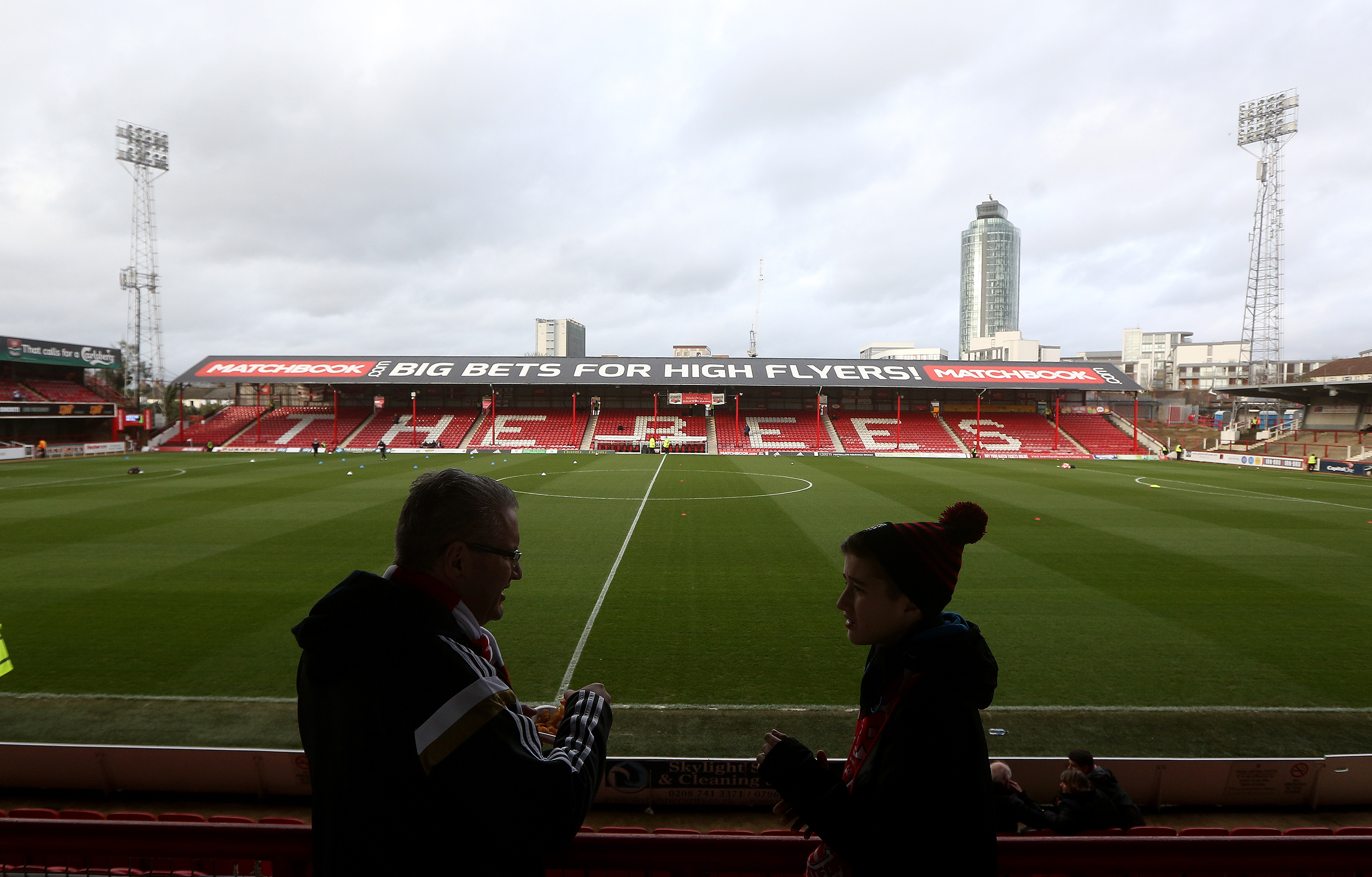 Brentford v Walsall - The Emirates FA Cup Third Round